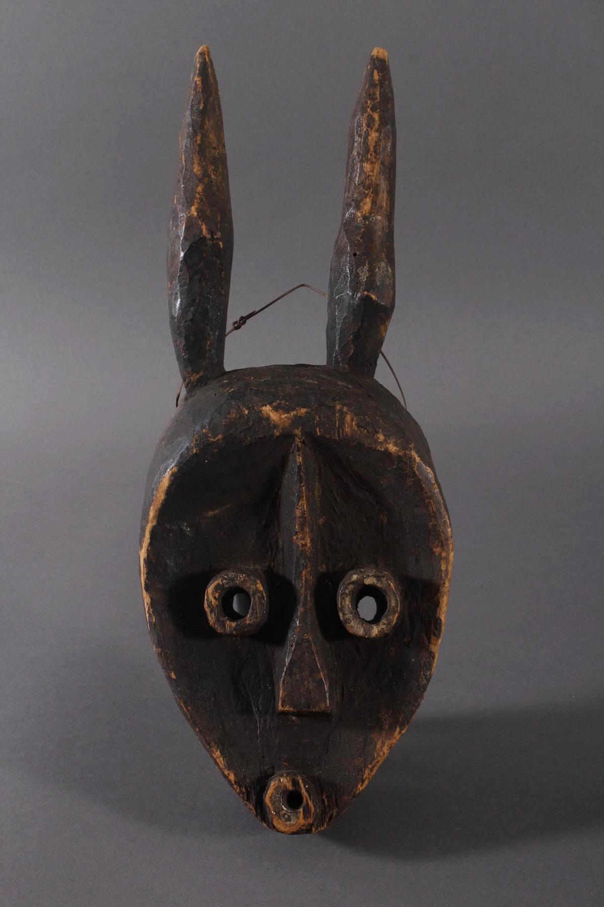 Antike Maske, Ost-Pende, Zaire