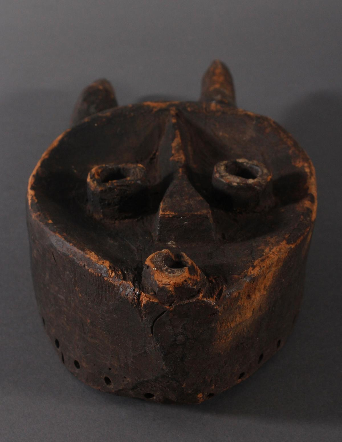 Antike Maske, Ost-Pende, Zaire-4