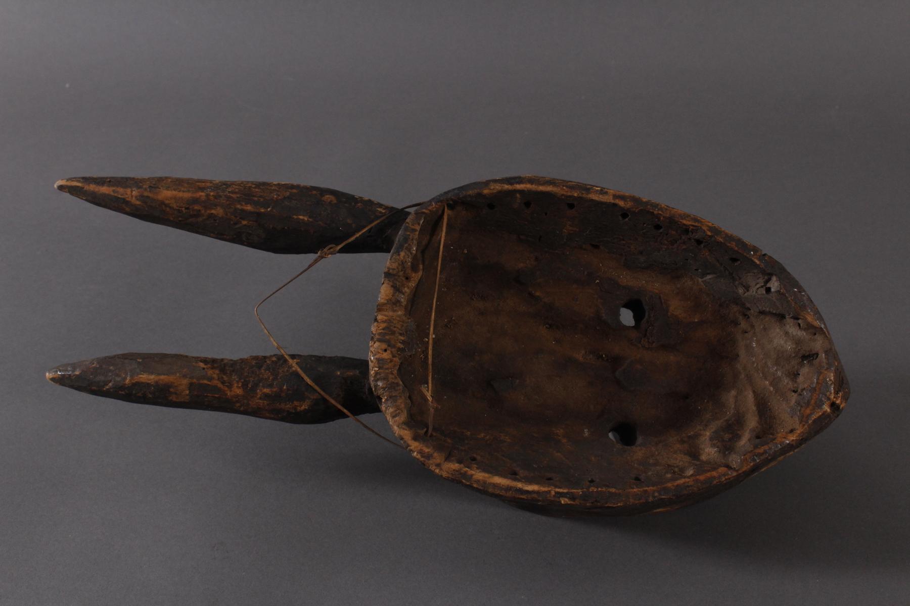 Antike Maske, Ost-Pende, Zaire-6
