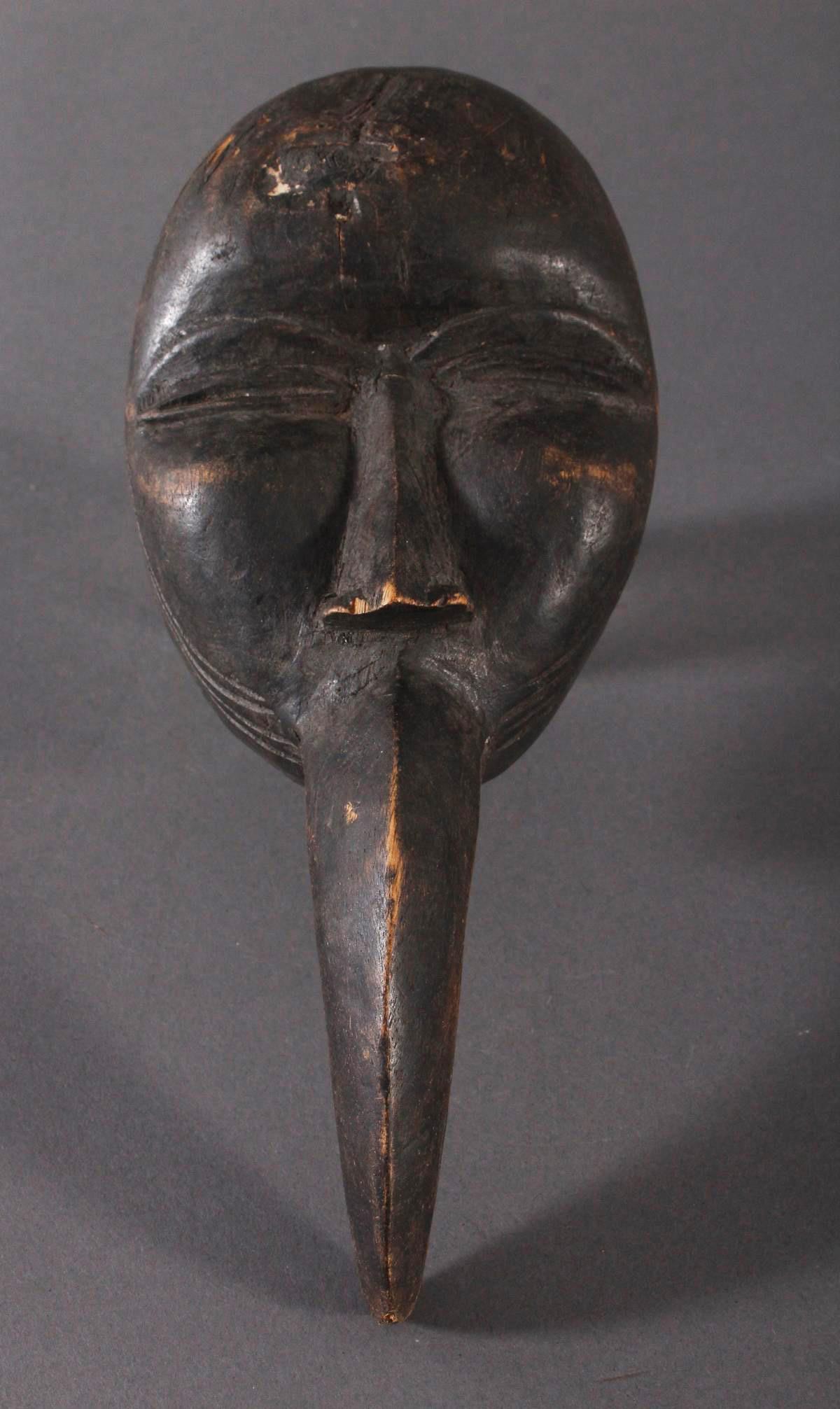Antike Maske, Dan, Liberia