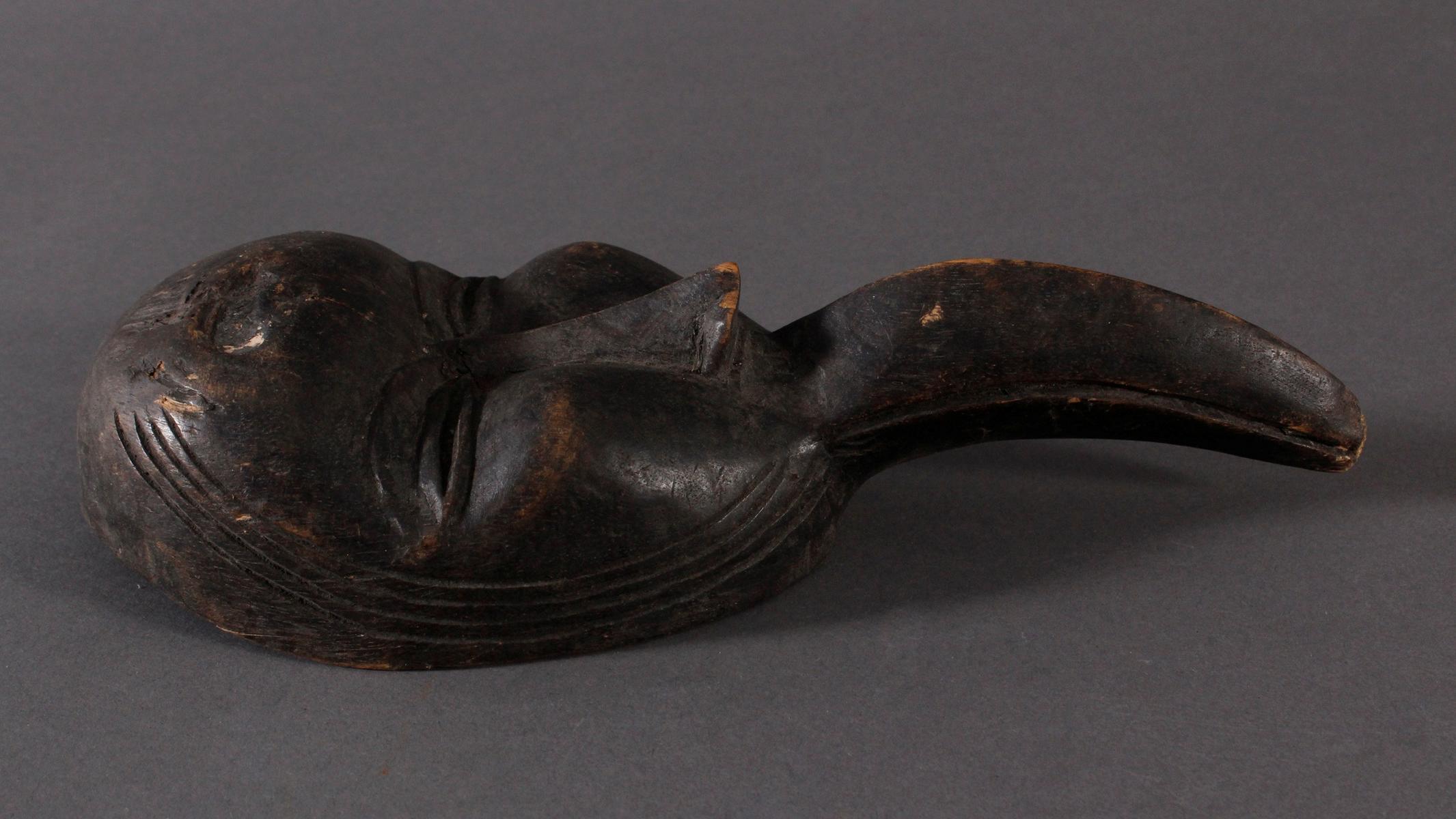 Antike Maske, Dan, Liberia-2