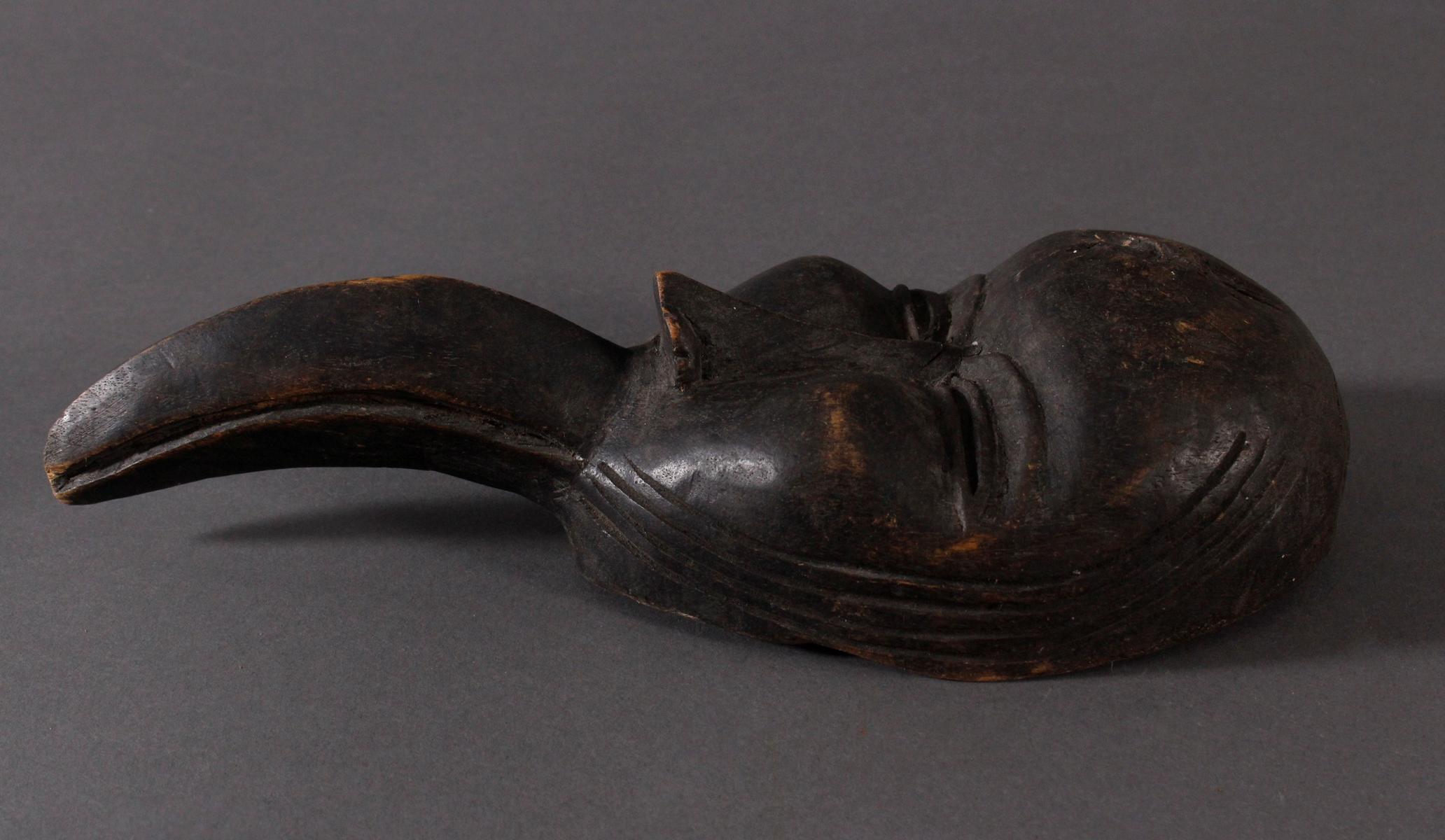 Antike Maske, Dan, Liberia-3