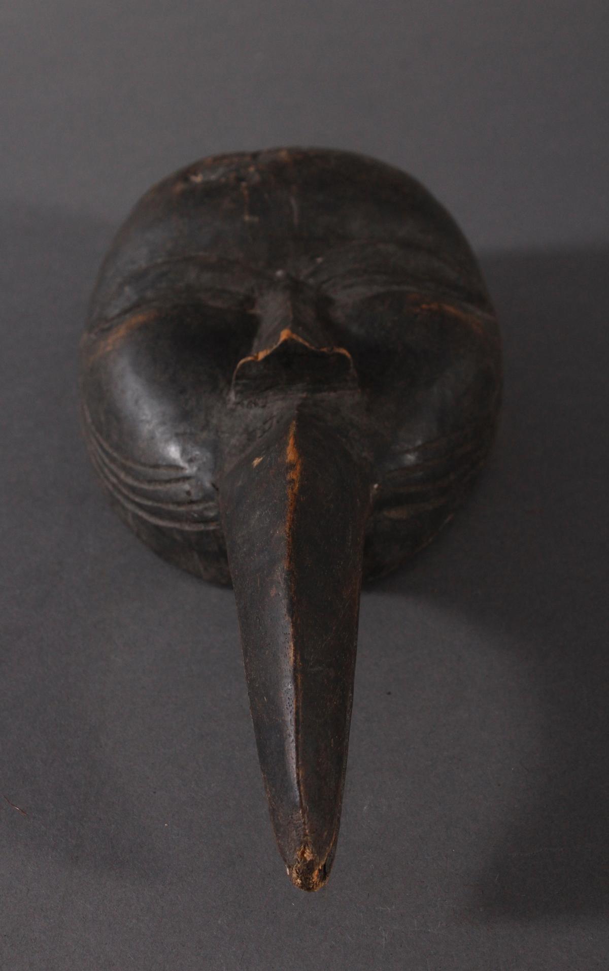 Antike Maske, Dan, Liberia-4