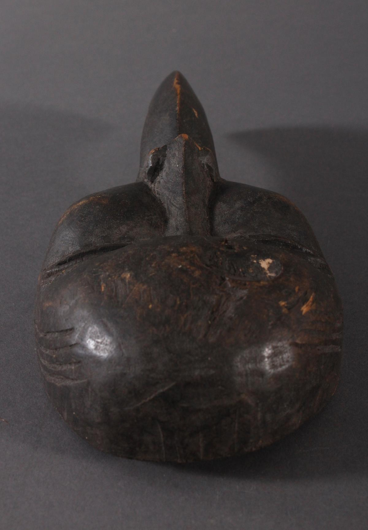 Antike Maske, Dan, Liberia-5