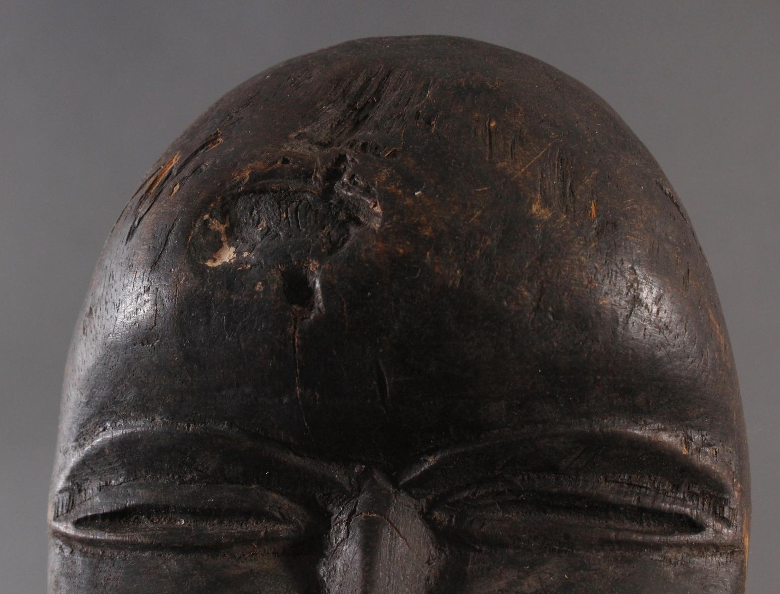 Antike Maske, Dan, Liberia-6