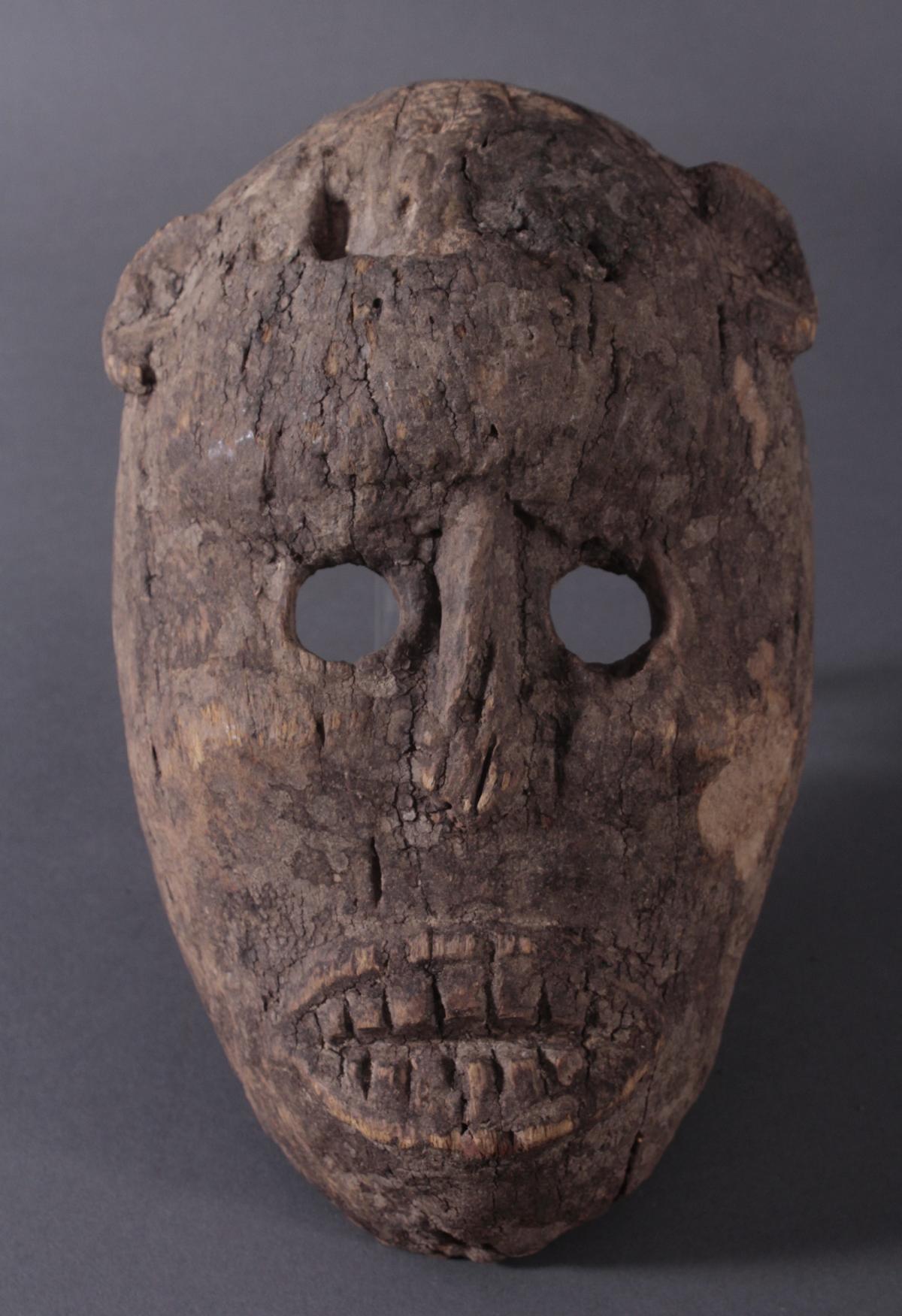 Antike Zoomorphe Maske, Makua, Tansania