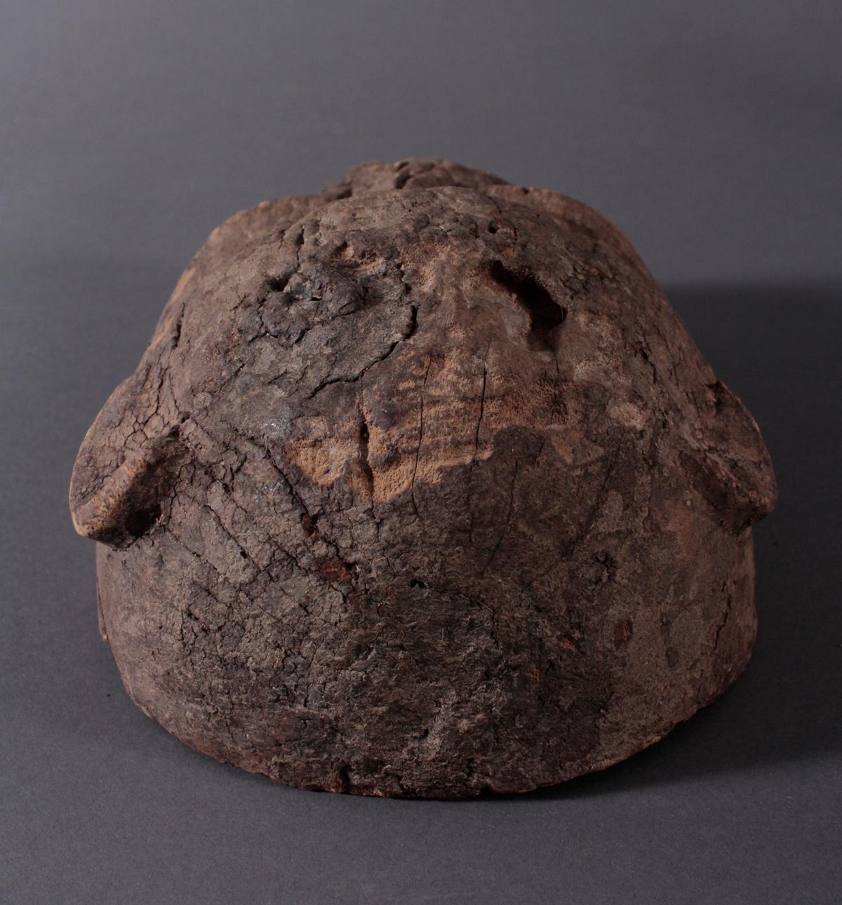 Antike Zoomorphe Maske, Makua, Tansania-5
