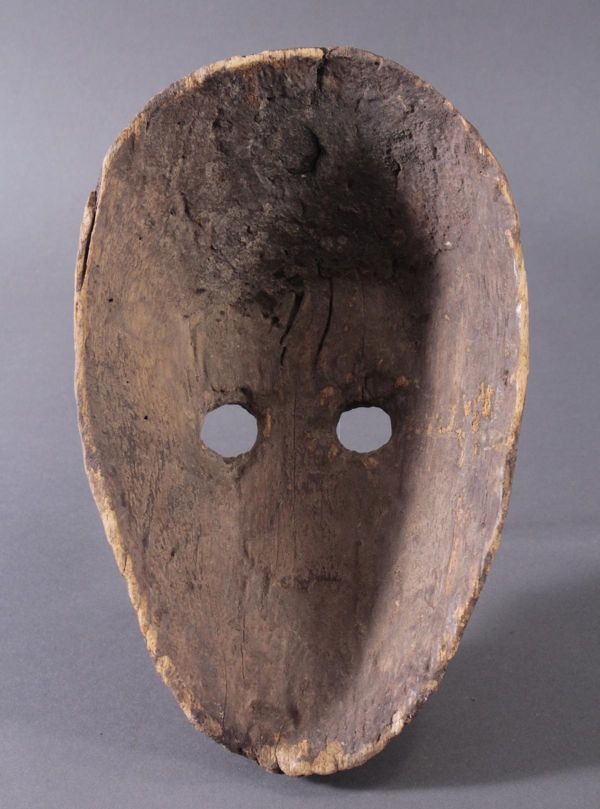 Antike Zoomorphe Maske, Makua, Tansania-6