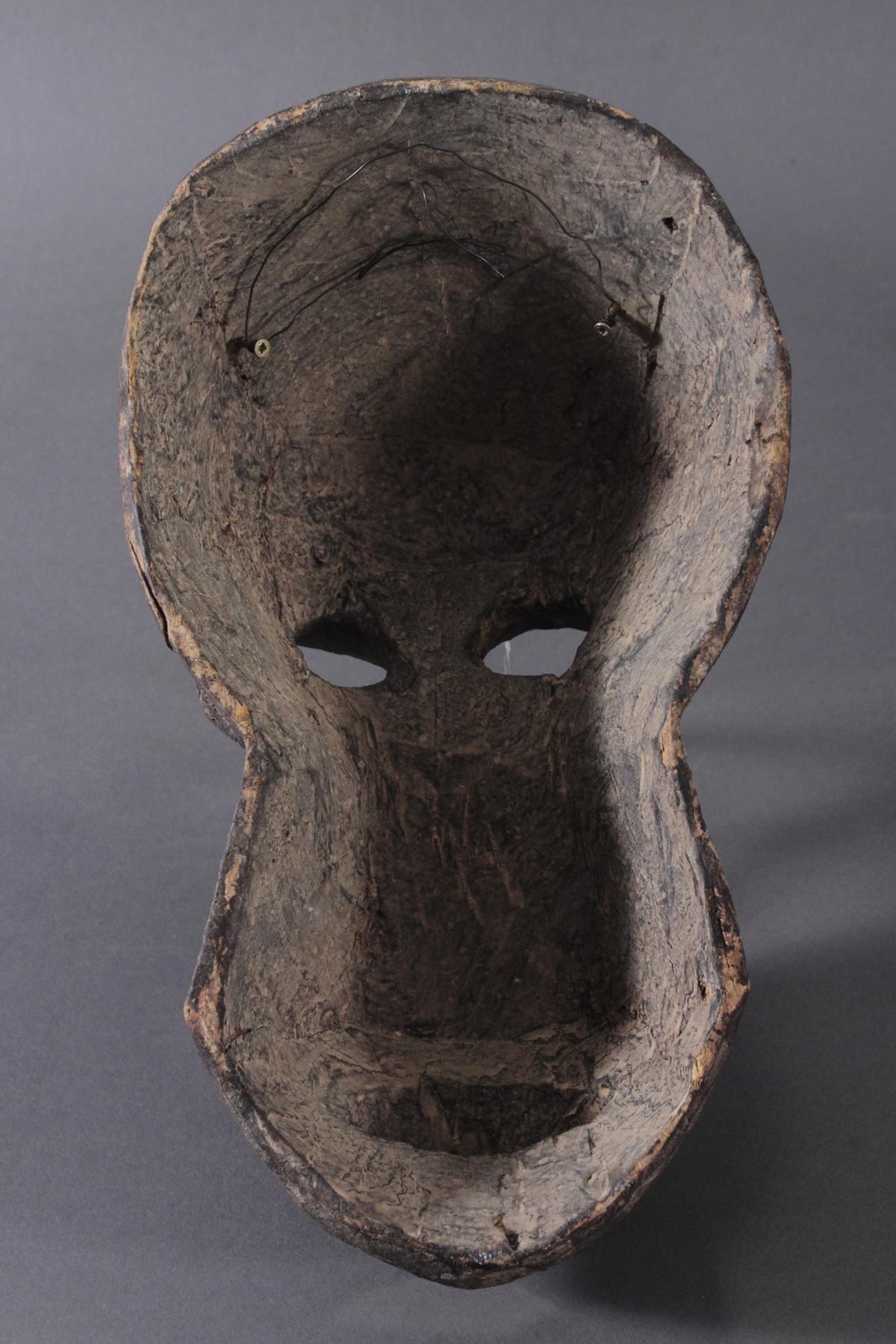 Antike große Zoomorphe Maske. Selten-5