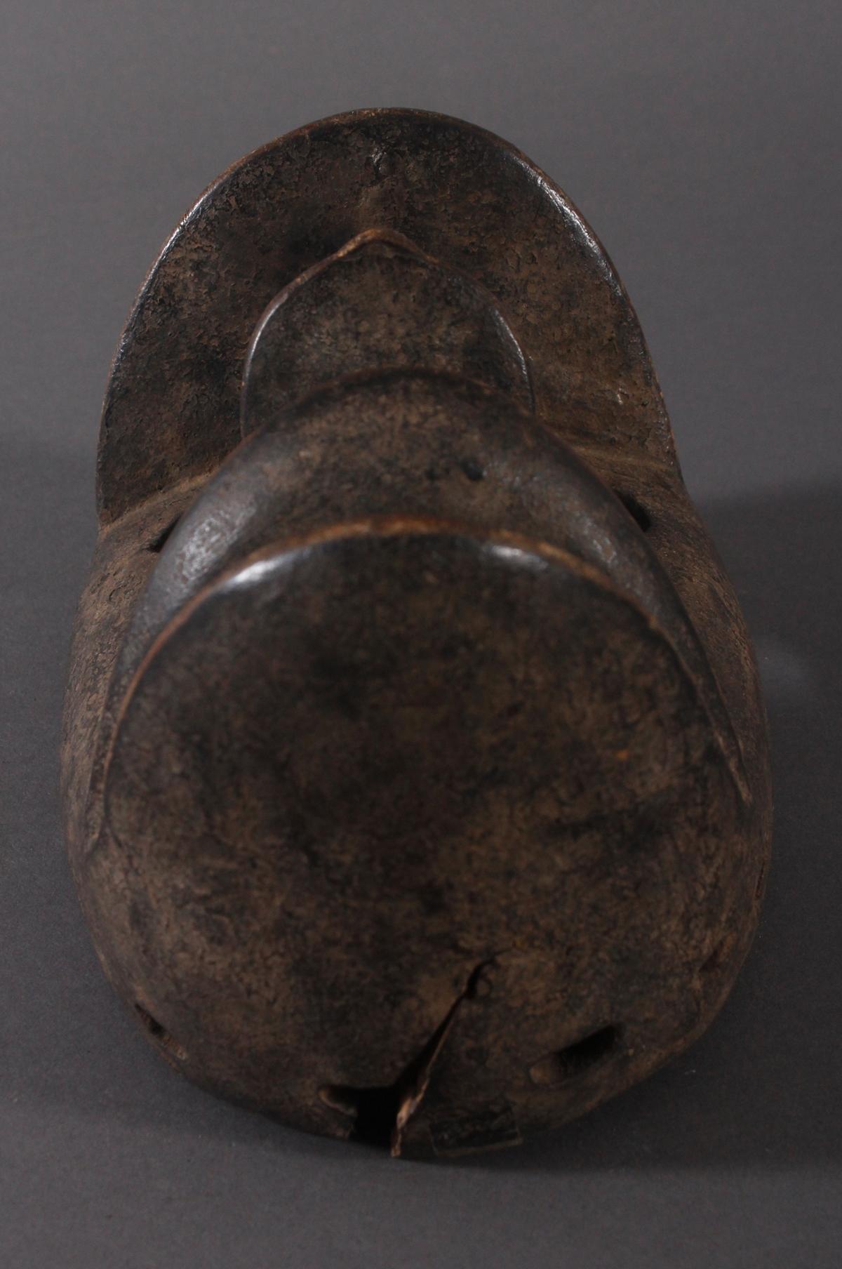 Antike Maske der Dan-Kran, Elfenbeinküste 1. Hälfte 20. Jh.-5