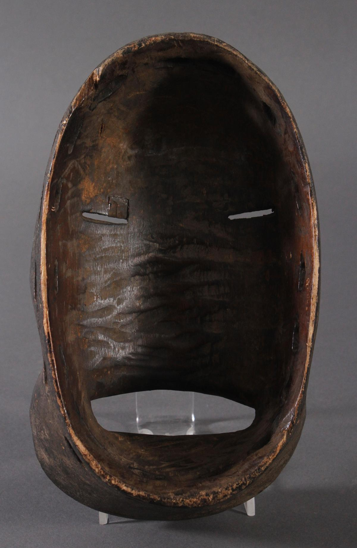 Antike Maske, Dan-Kran, Elfenbeinküste-4