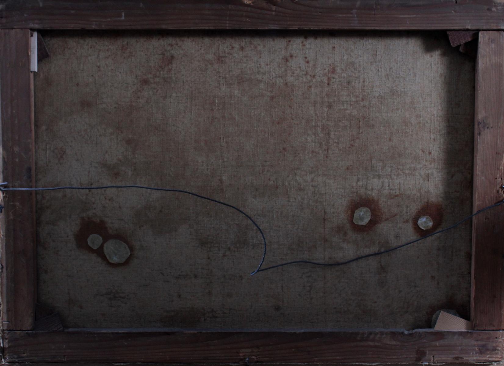 Ölgemälde 19. Jahrhundert-4