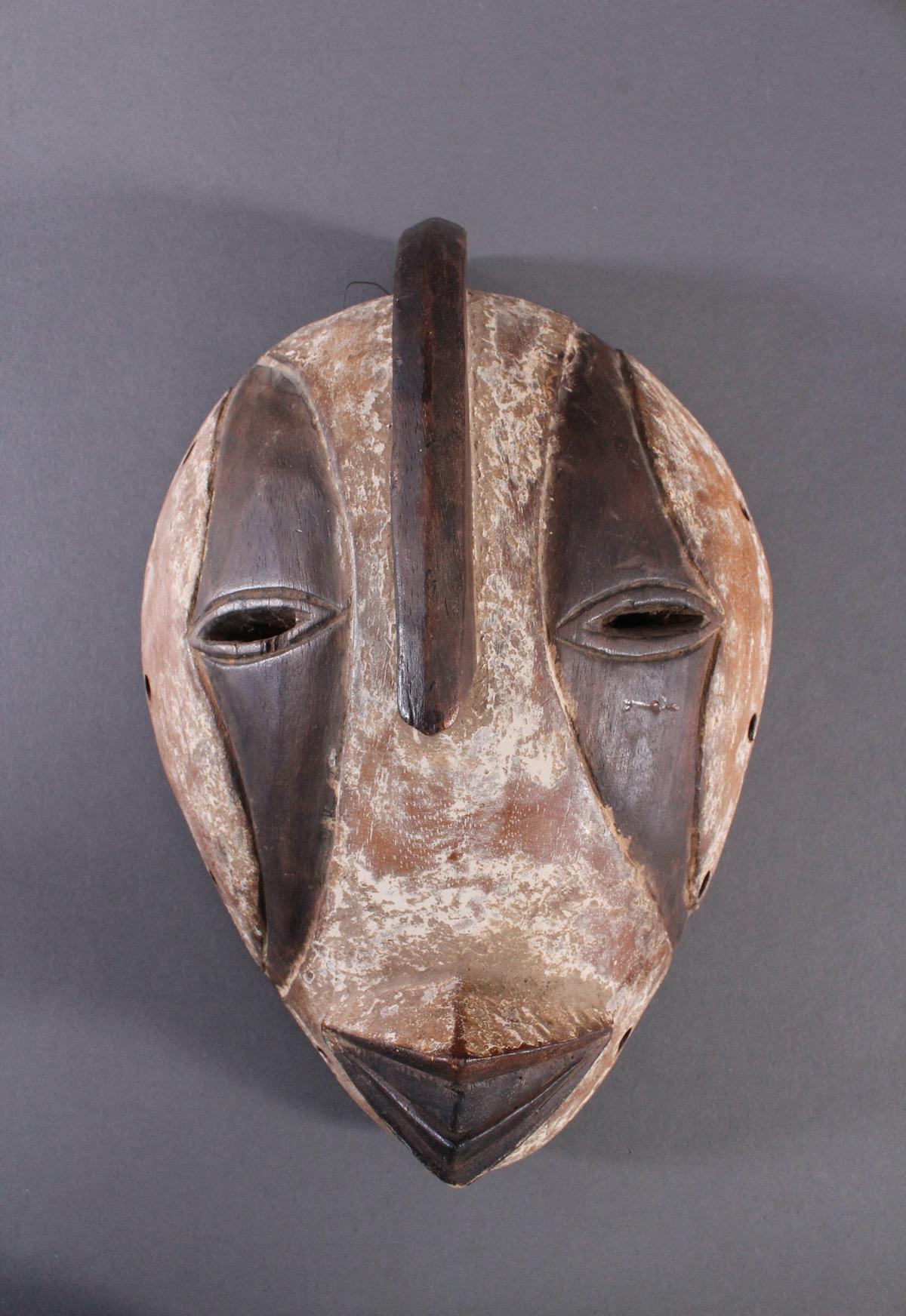 Antike Maske, Gabun 1. Hälfte 20. Jh.