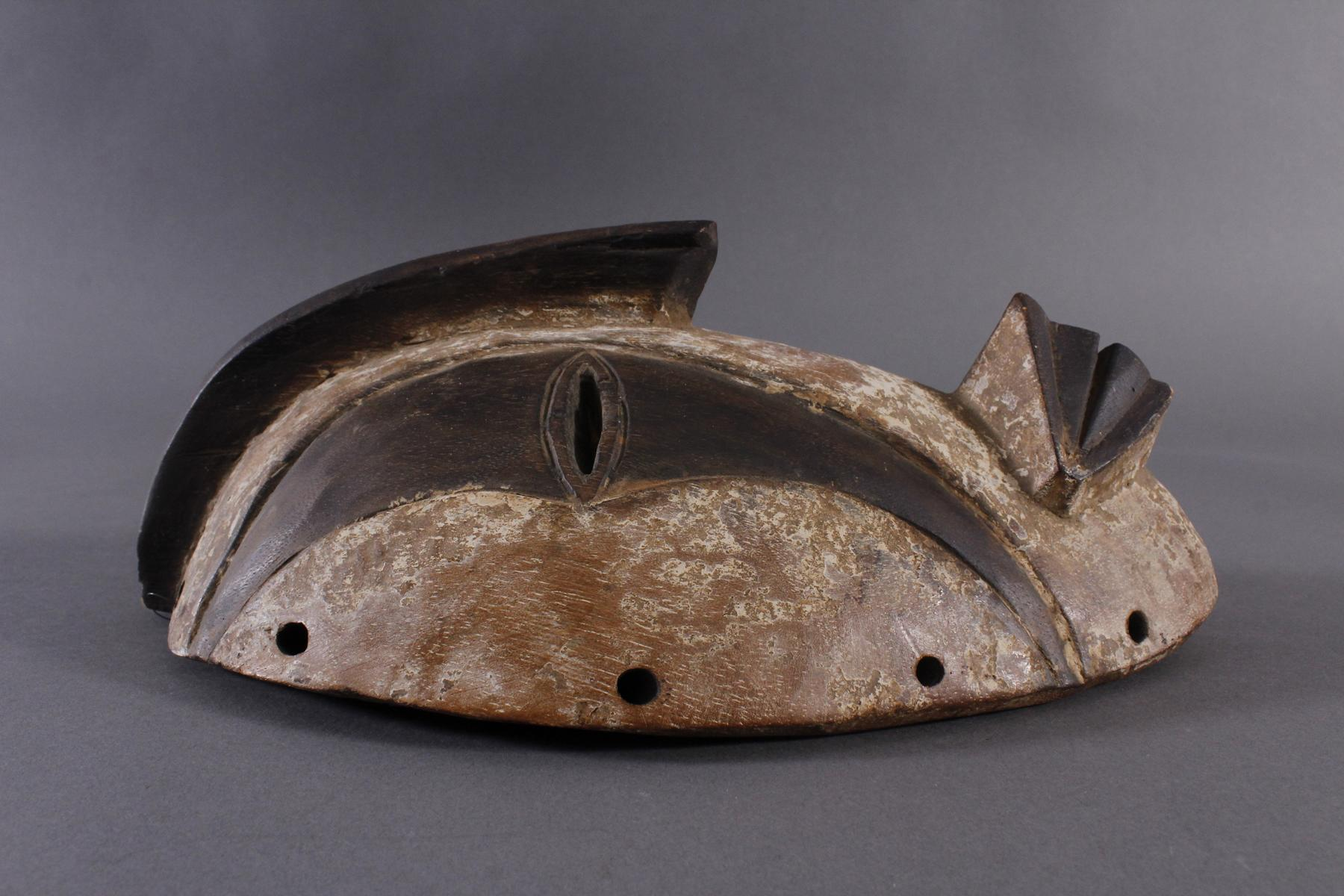 Antike Maske, Gabun 1. Hälfte 20. Jh.-2