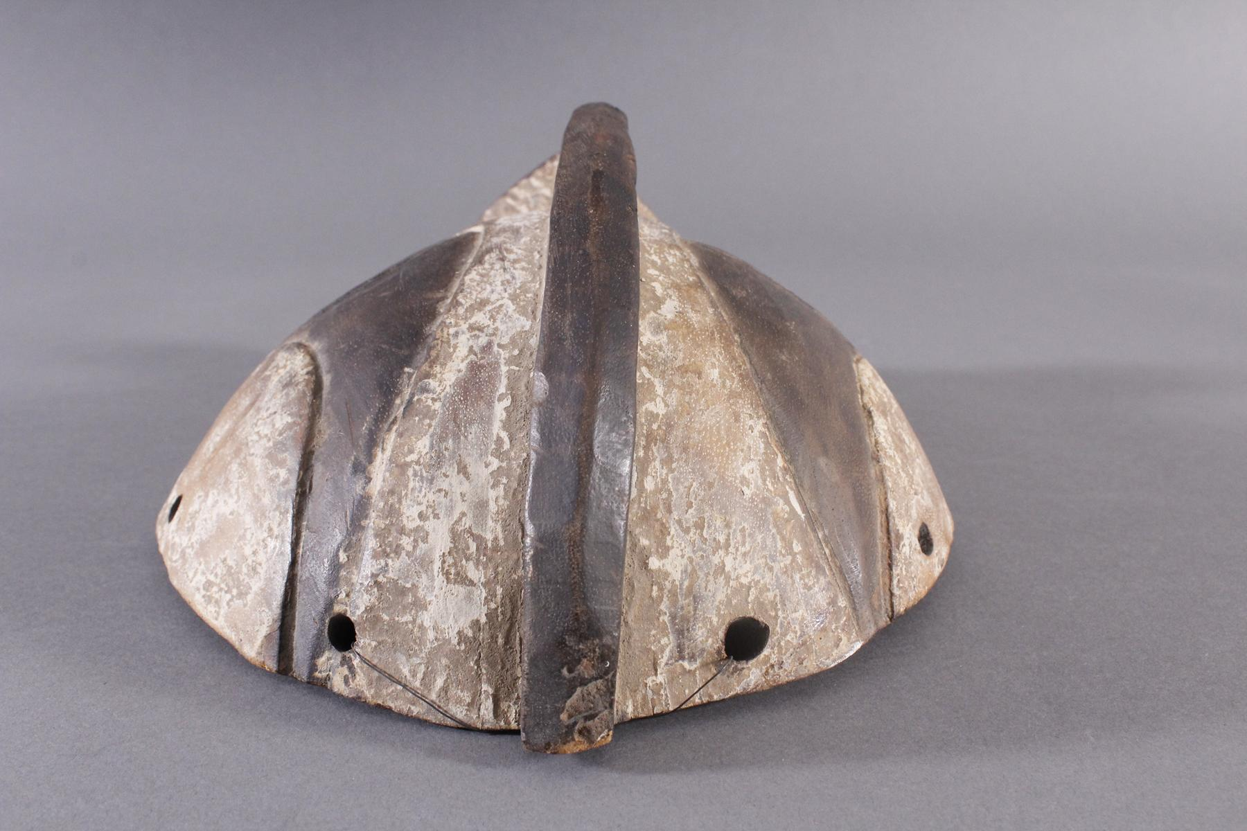 Antike Maske, Gabun 1. Hälfte 20. Jh.-3