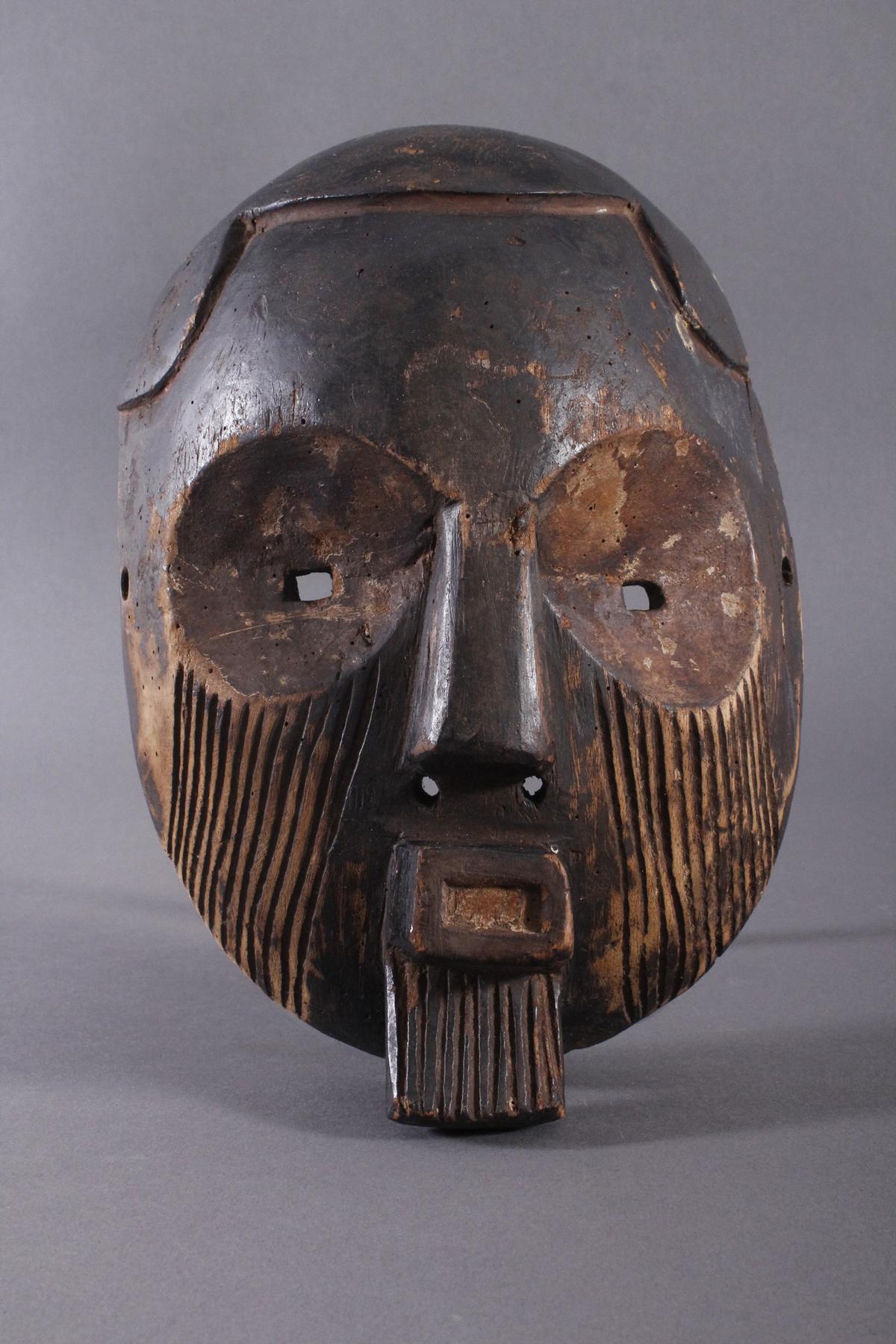 Antike Maske, Zaire/Kongo