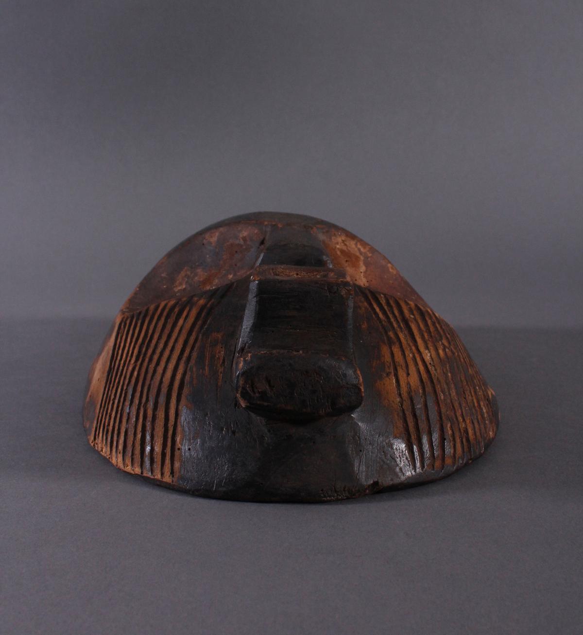 Antike Maske, Zaire/Kongo-2