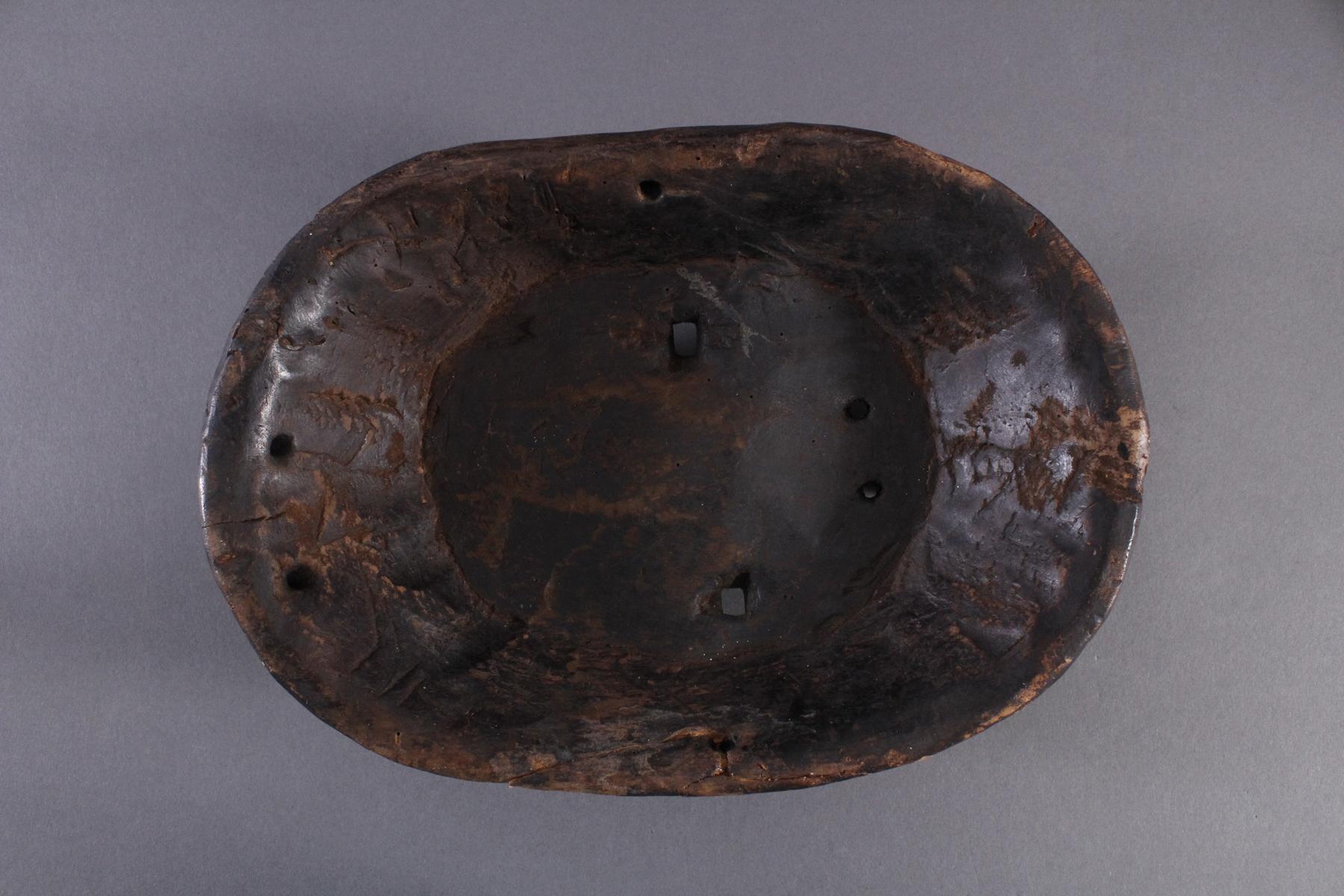 Antike Maske, Zaire/Kongo-6