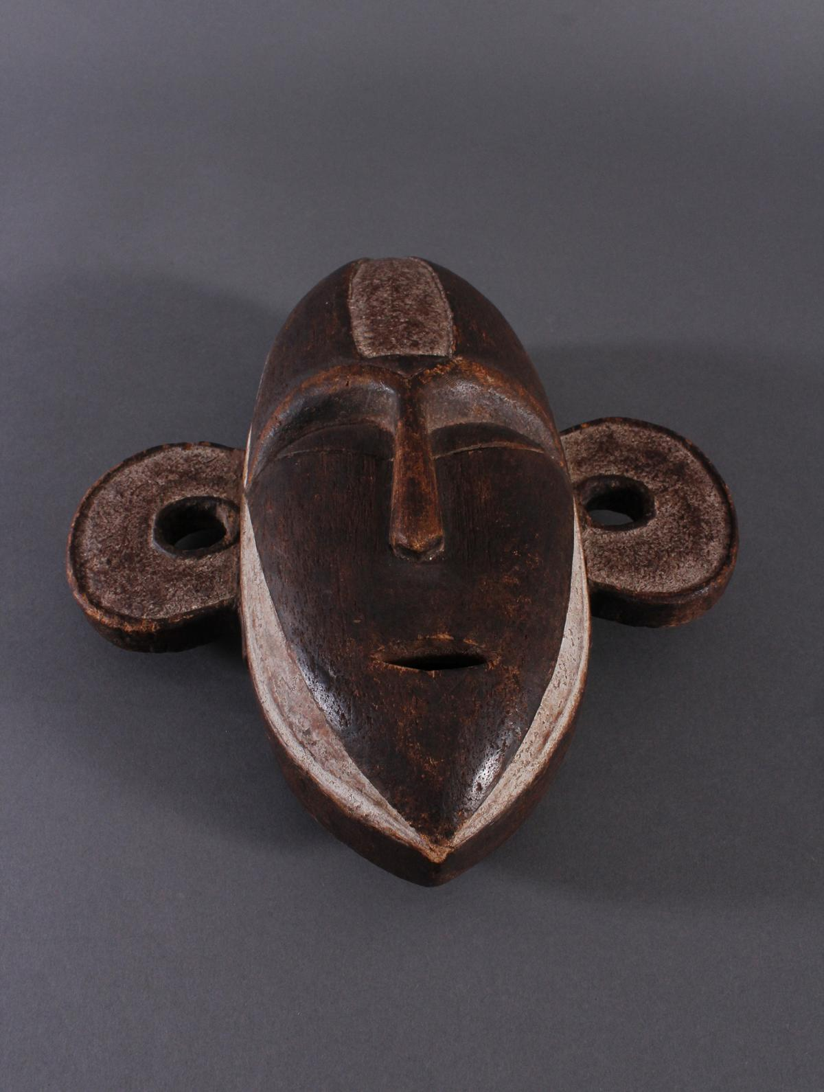 Antike Maske, Boa, Kongo-2