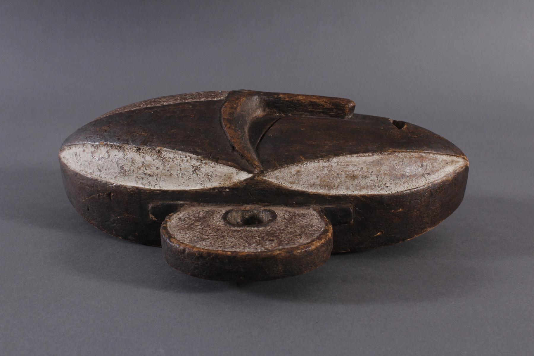 Antike Maske, Boa, Kongo-3