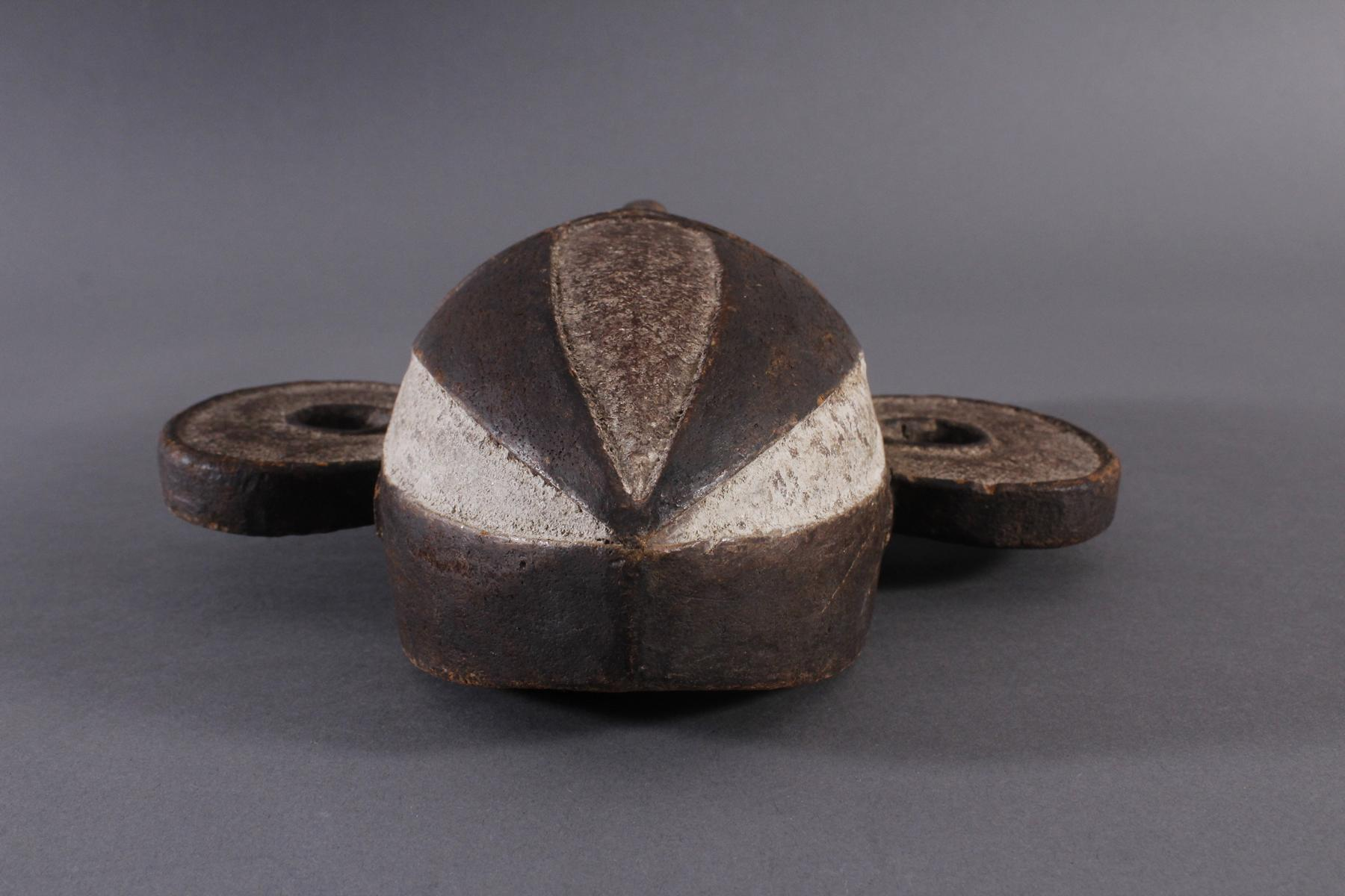 Antike Maske, Boa, Kongo-4