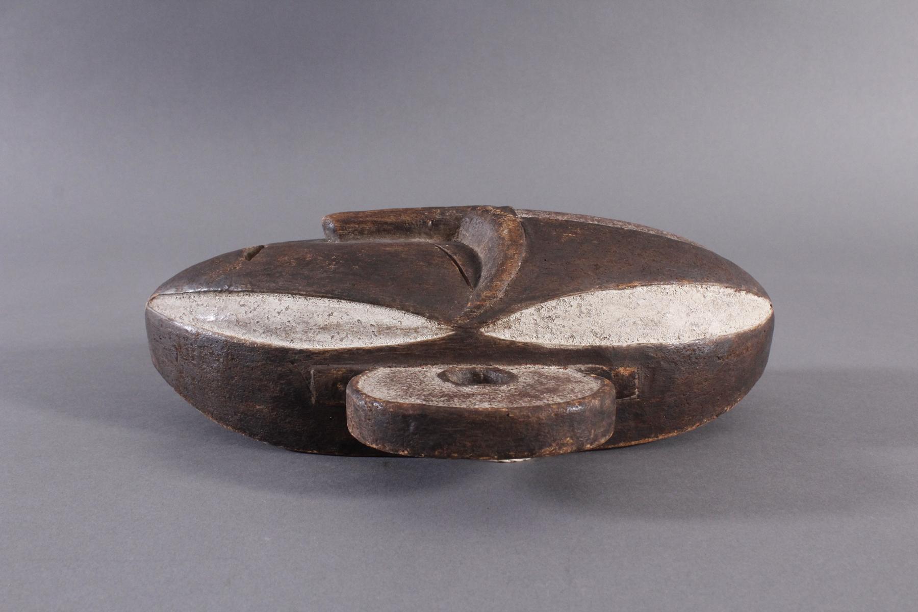 Antike Maske, Boa, Kongo-5