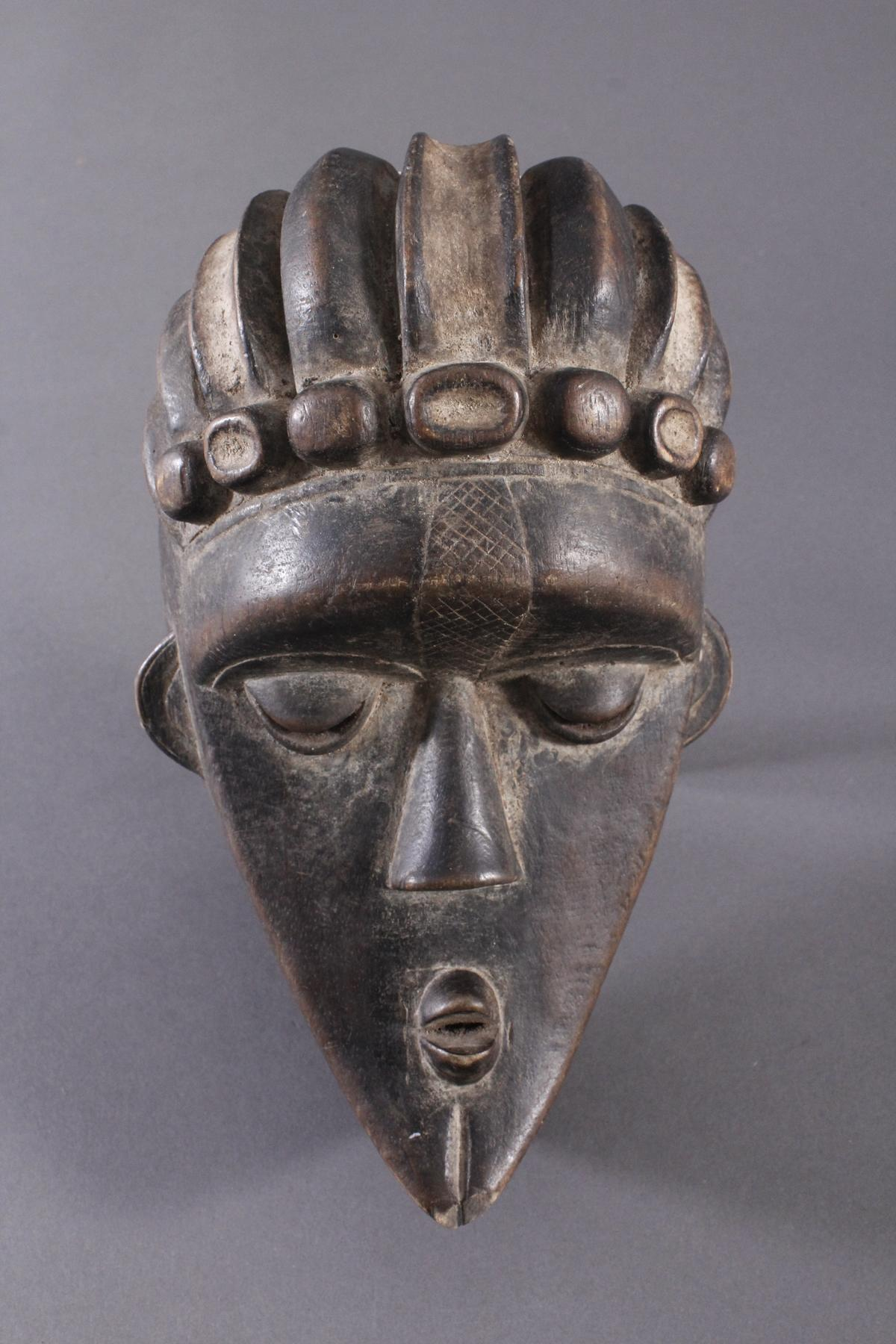 Antike Maske, Bassa, Liberia