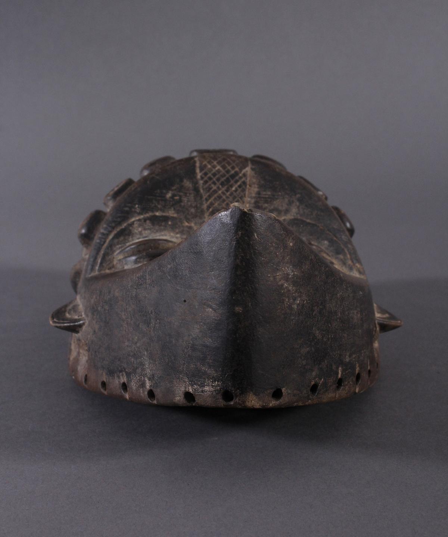 Antike Maske, Bassa, Liberia-3