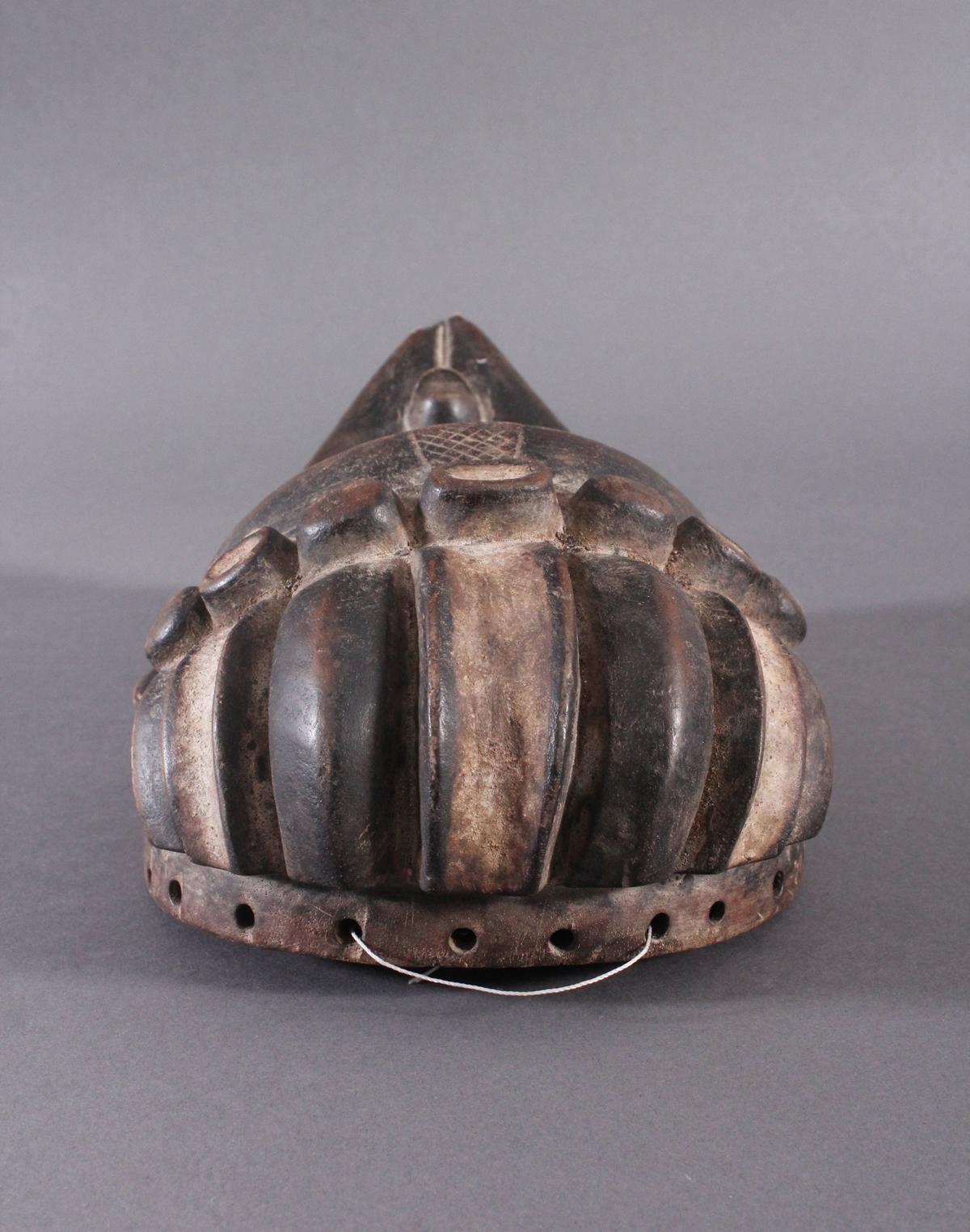 Antike Maske, Bassa, Liberia-5