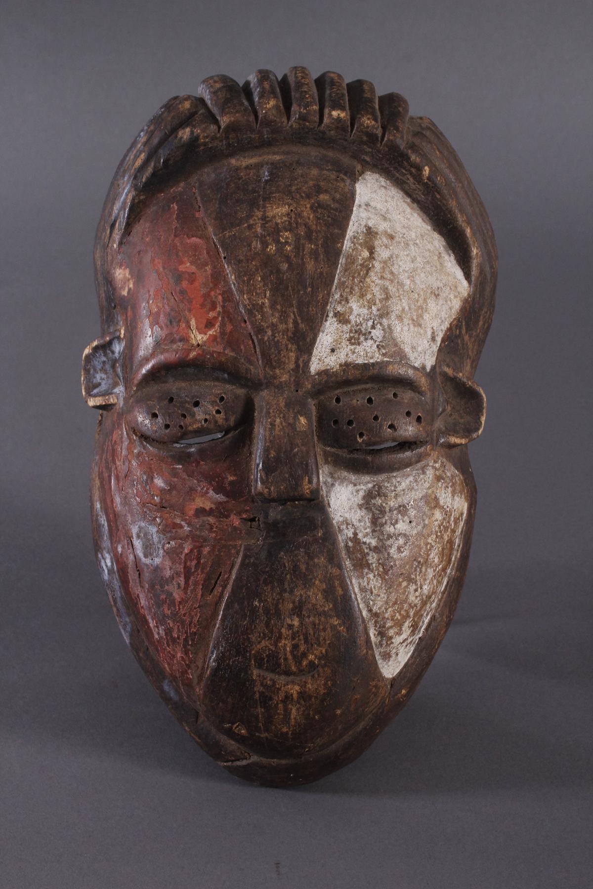 Antike Afrikanische Maske