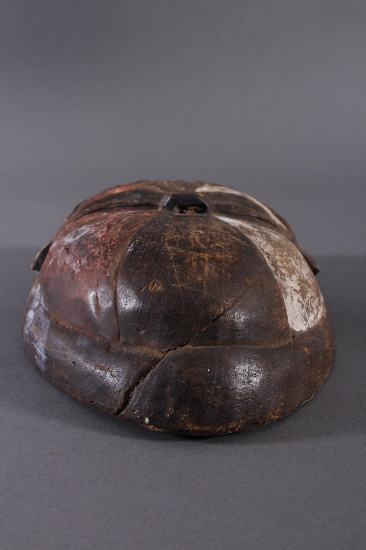 Antike Afrikanische Maske-2