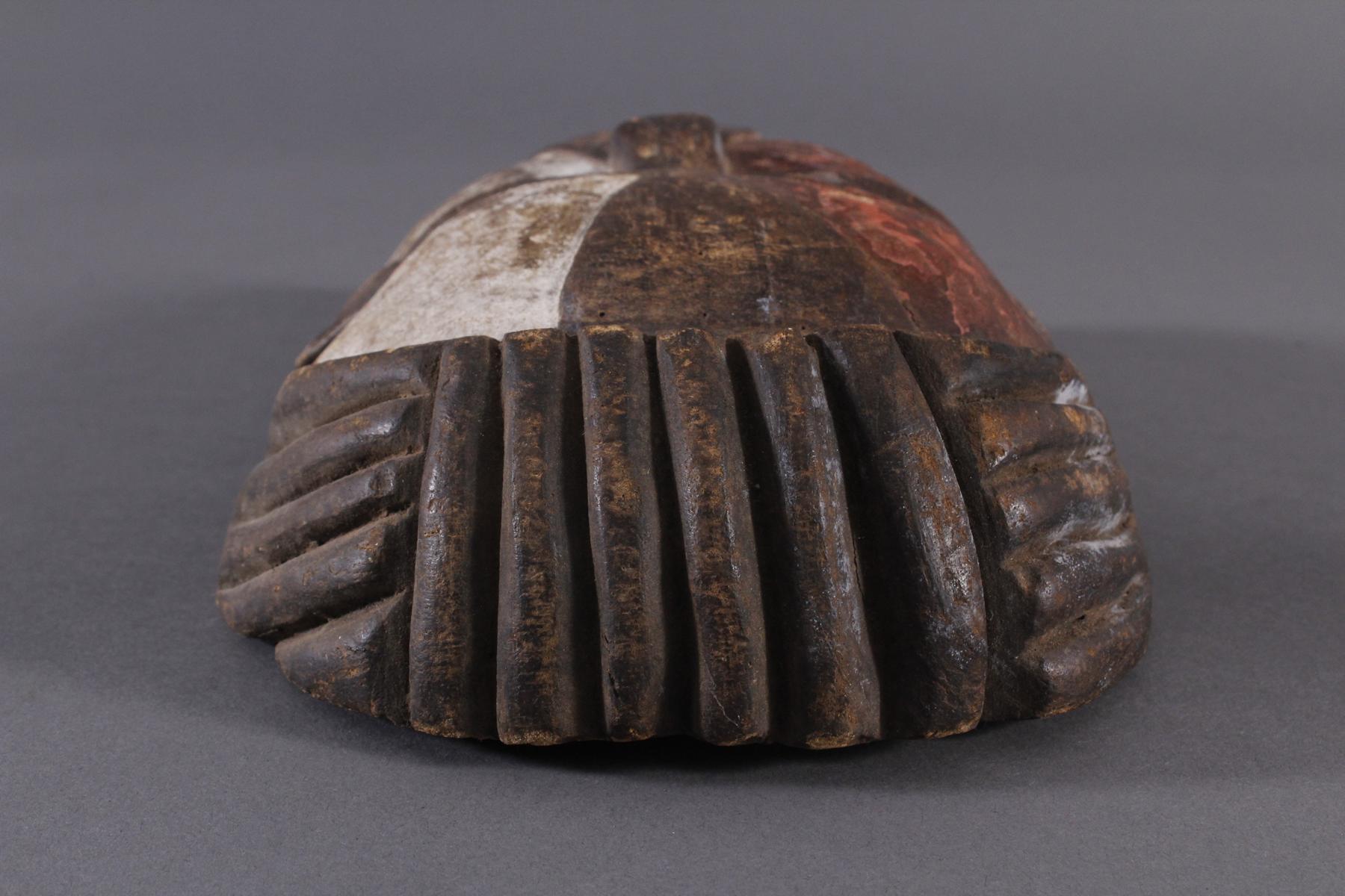 Antike Afrikanische Maske-4