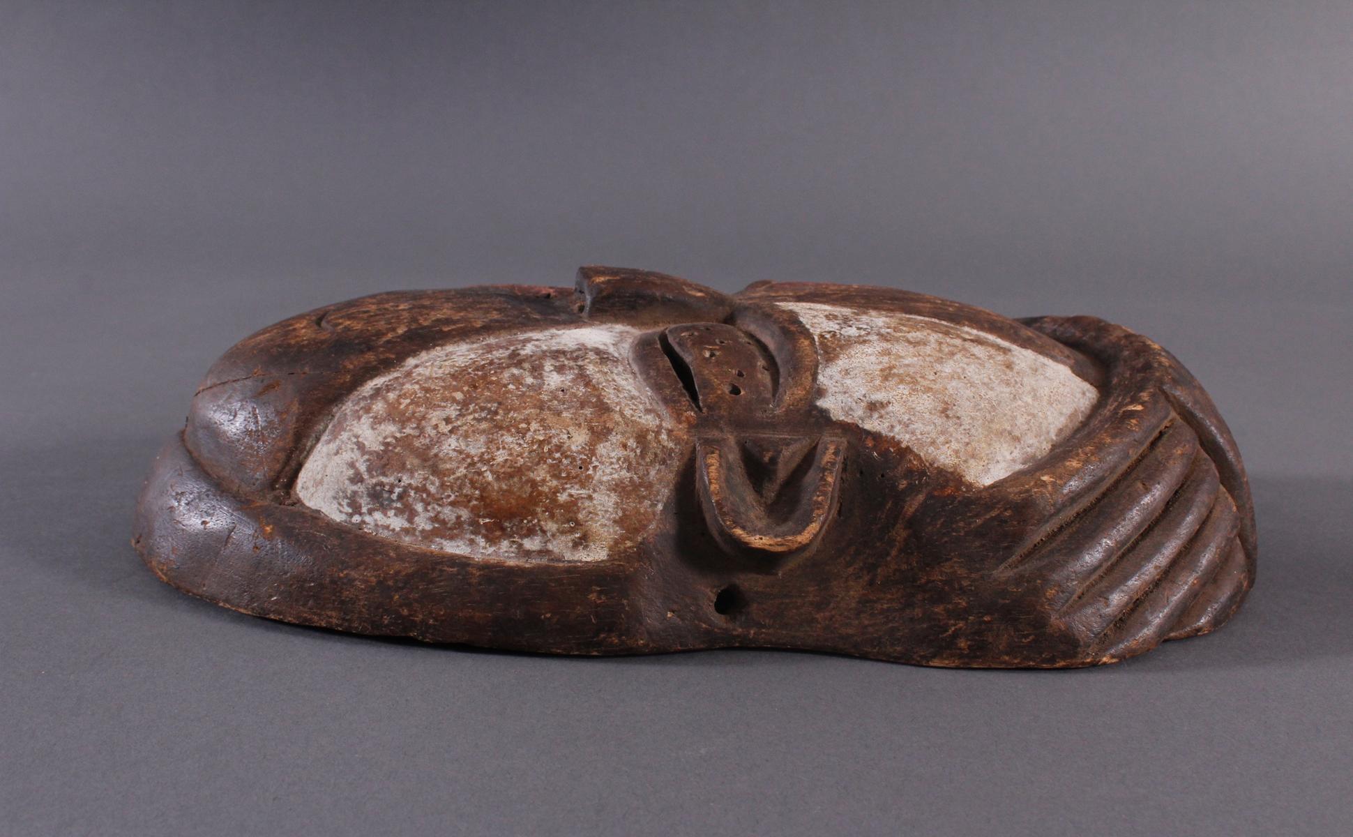 Antike Afrikanische Maske-5