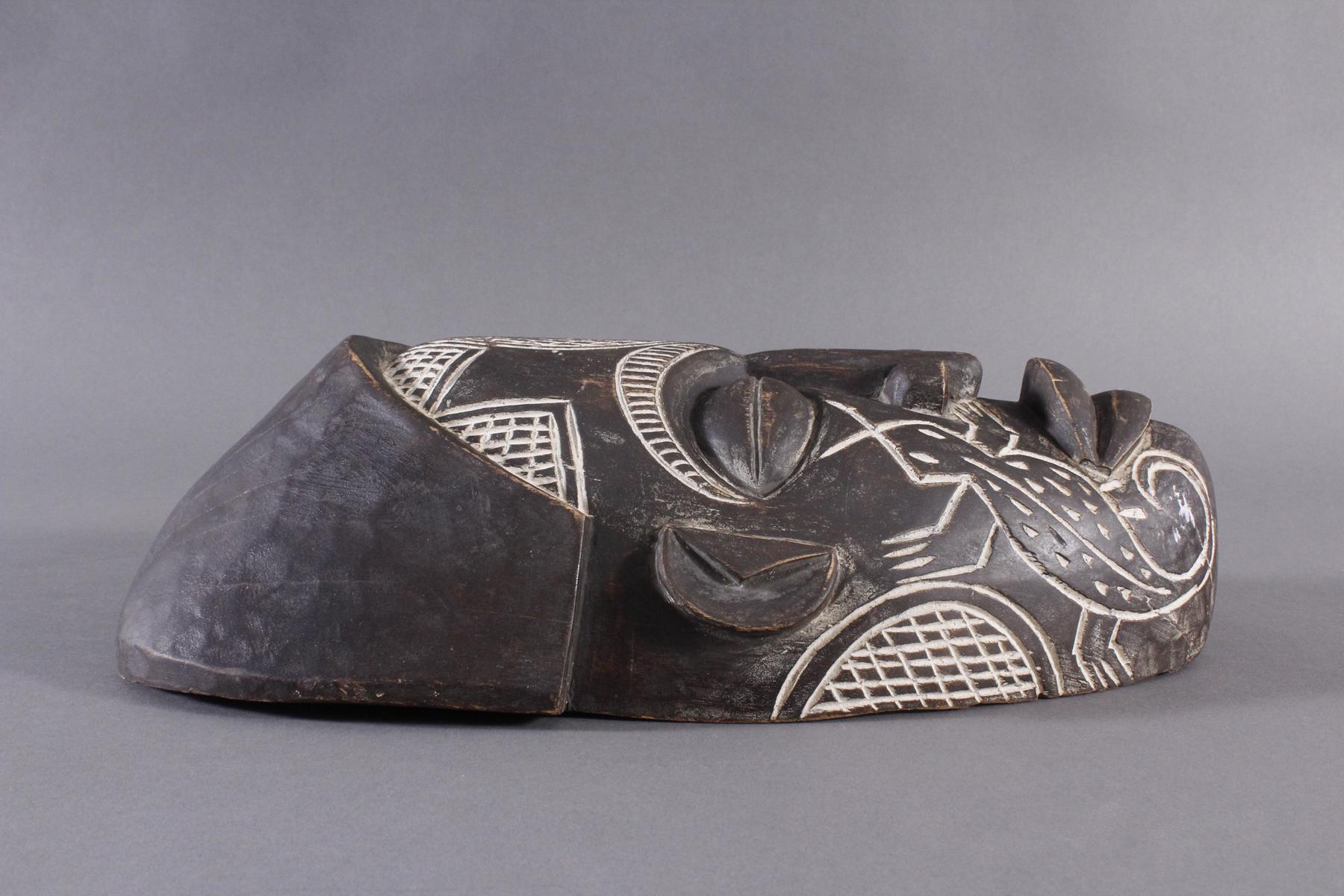 Antike Maske, Chokwe, Angola 1. Hälfte 20. Jh.-2