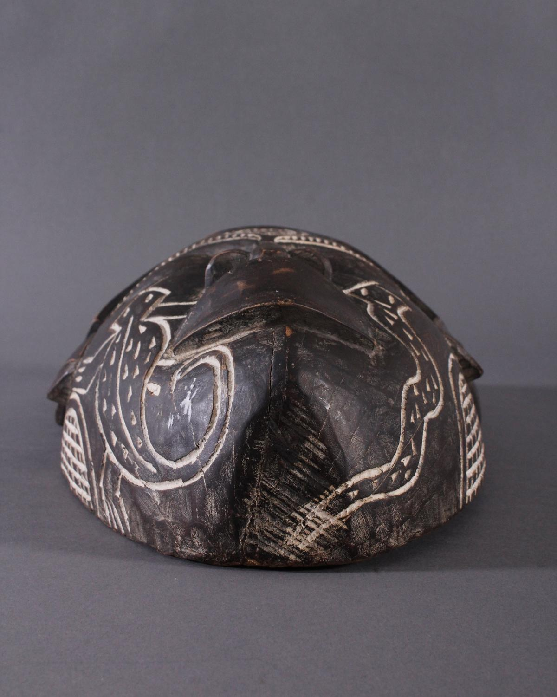 Antike Maske, Chokwe, Angola 1. Hälfte 20. Jh.-6