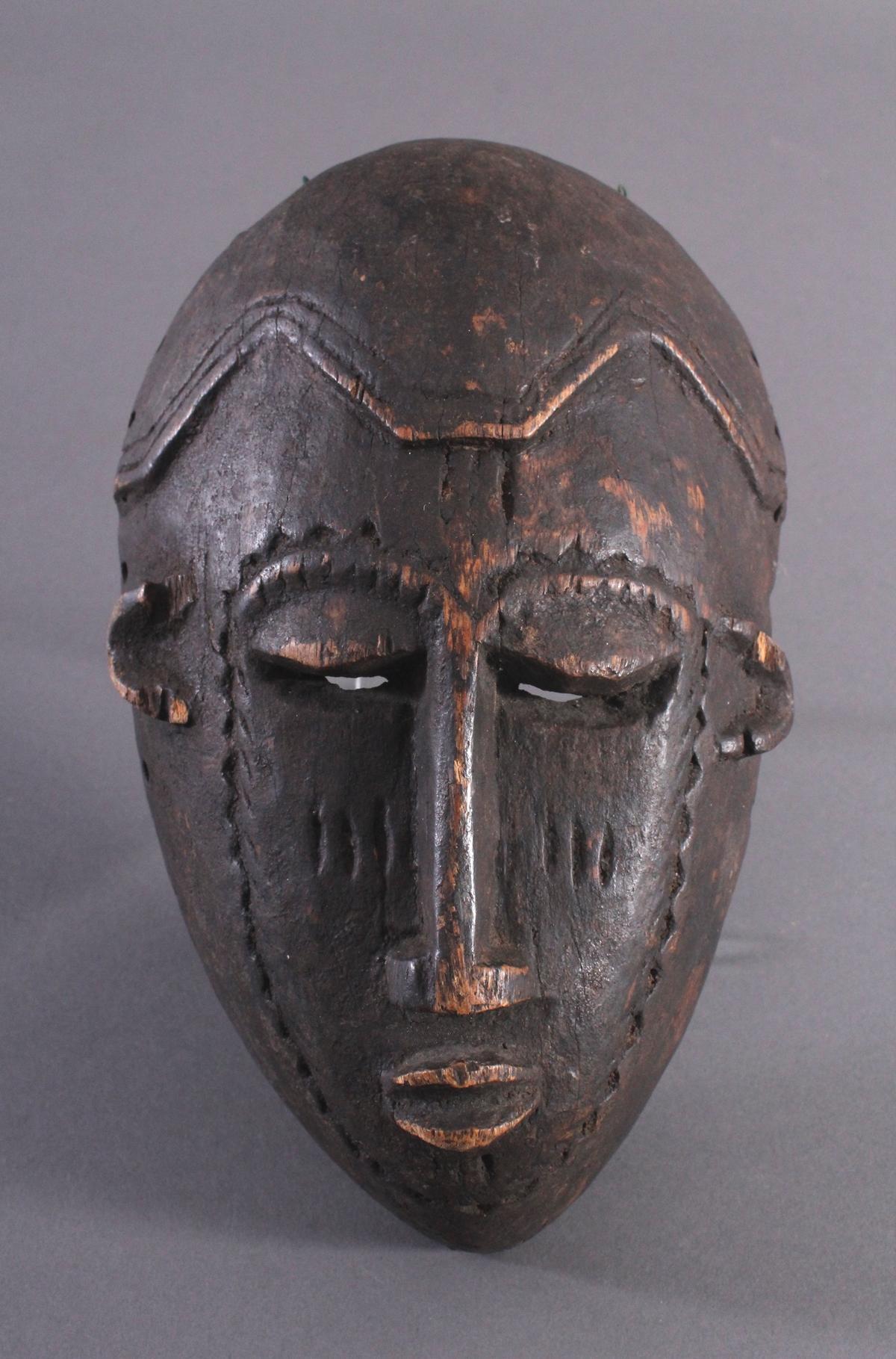 Antike Maske, Kwele-Gabun