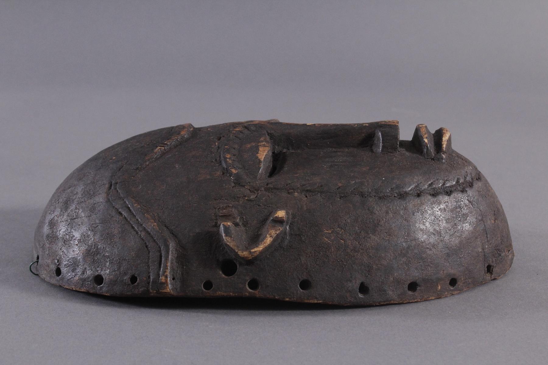 Antike Maske, Kwele-Gabun-2