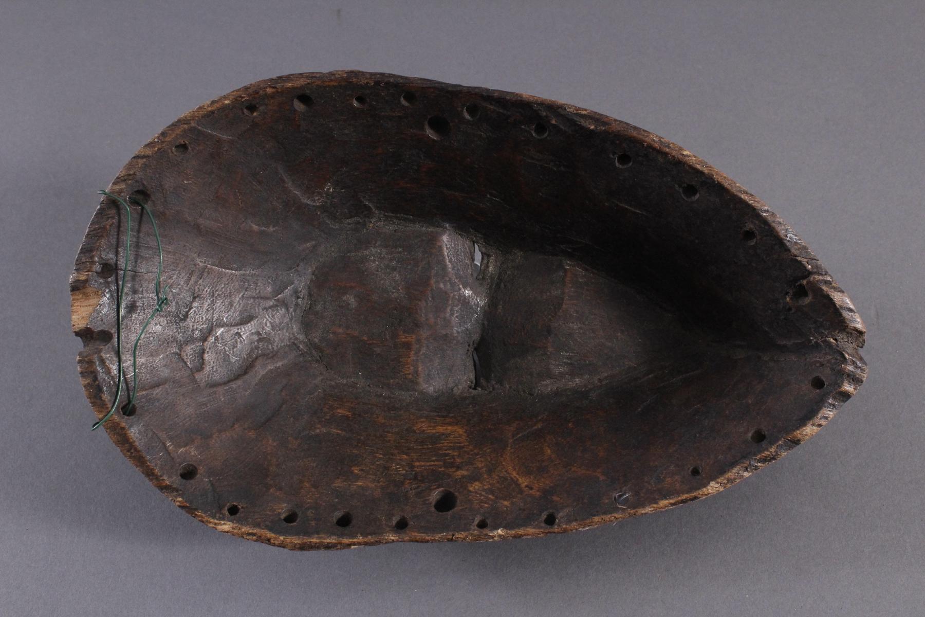 Antike Maske, Kwele-Gabun-6