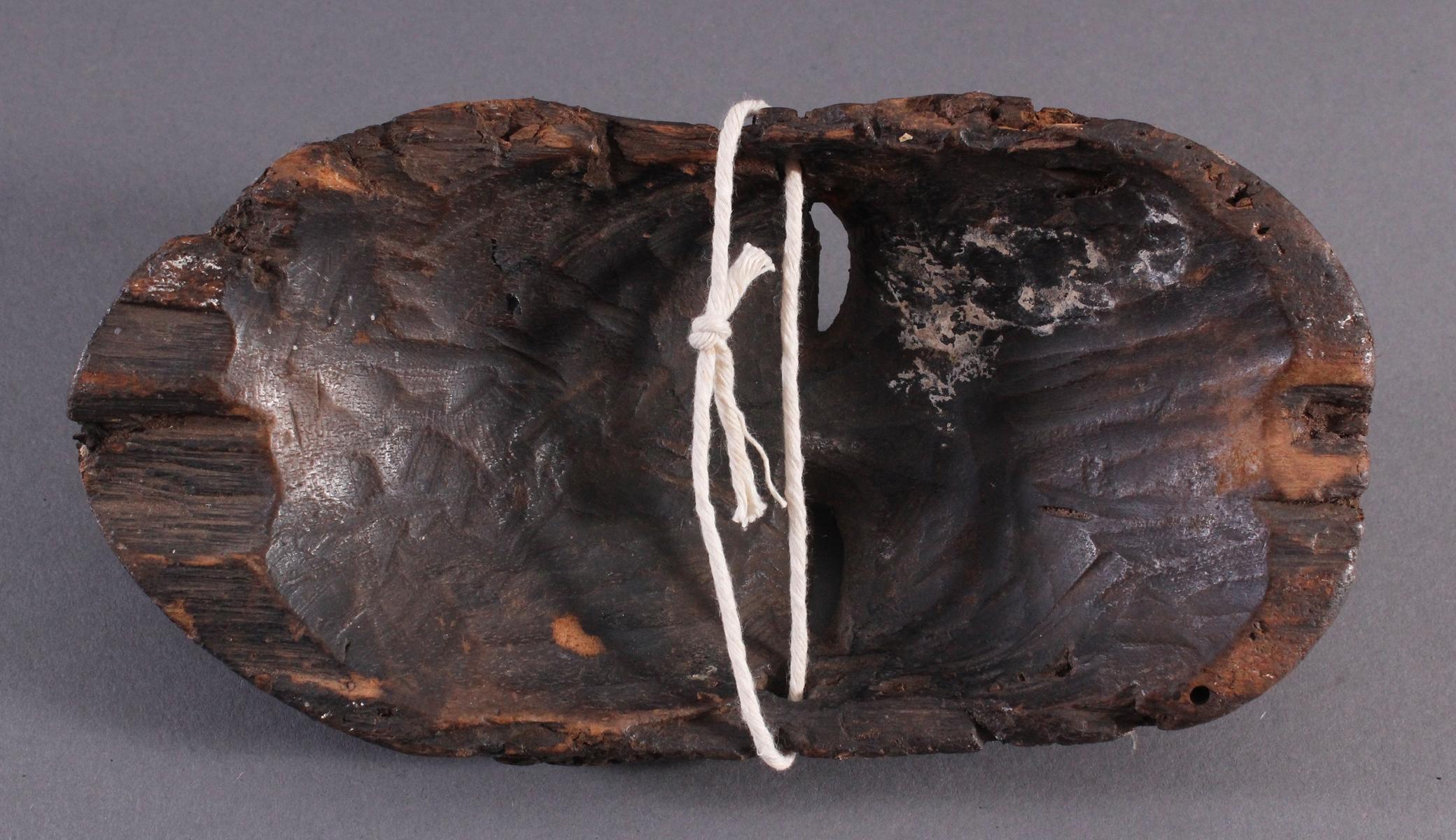 Antike afrikanische Maske-6