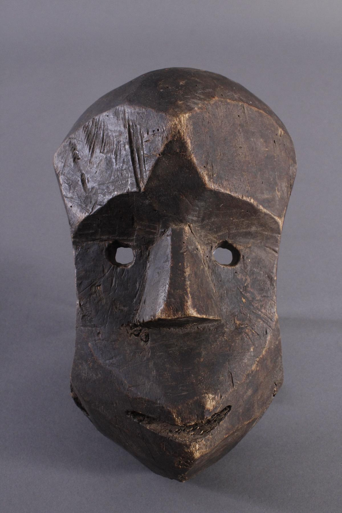Antike Maske, Kongo