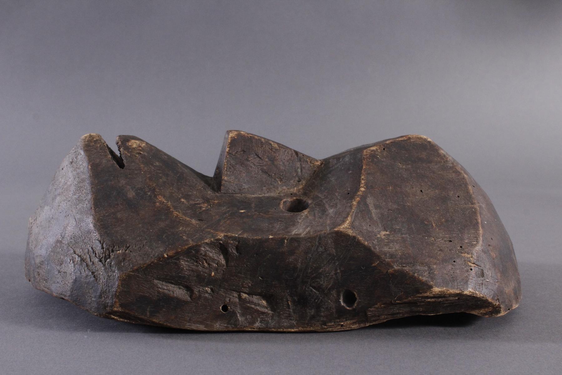 Antike Maske, Kongo-3