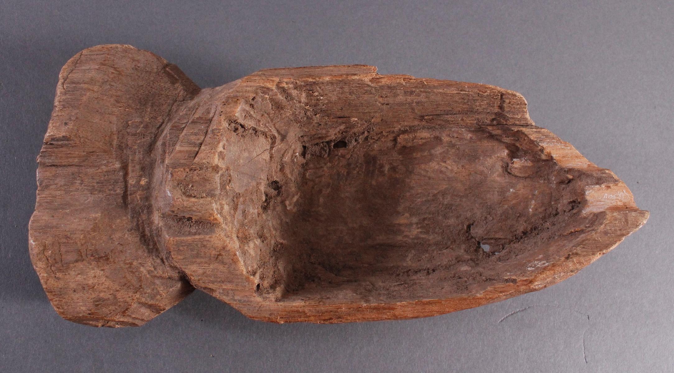 Antike Maske, Baule, Elfenbeinküste 1. Hälfte 20. Jh.-6