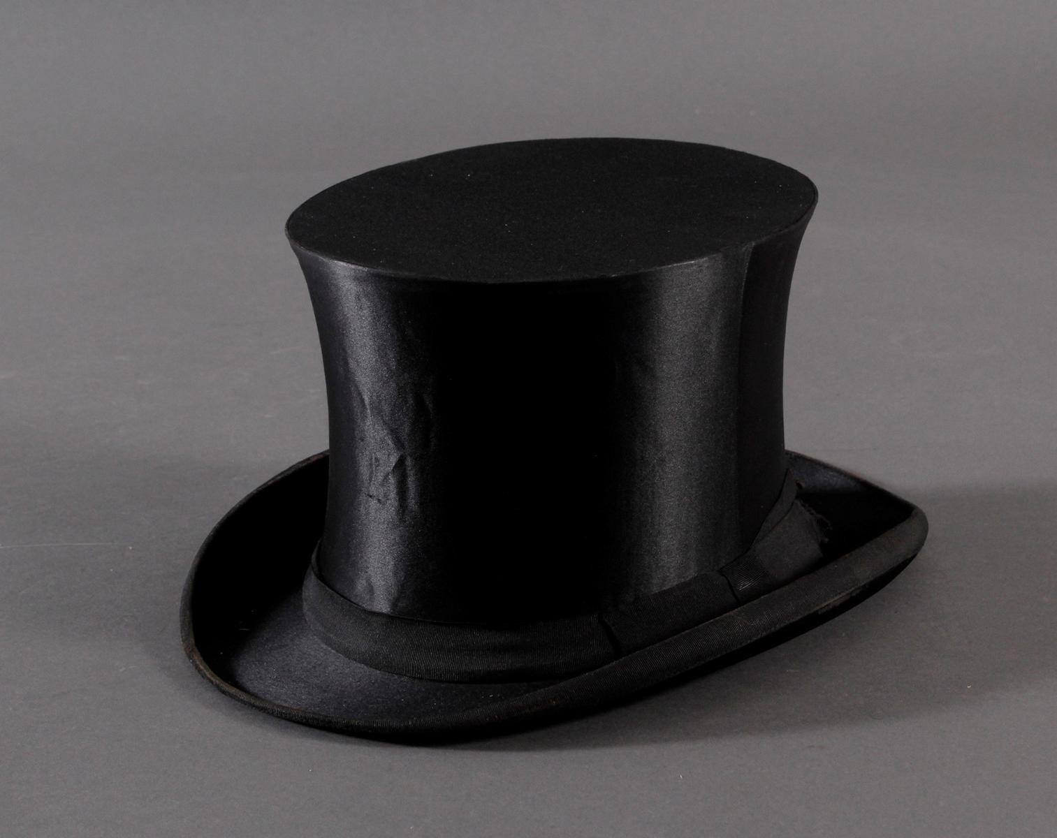 Chapeau Claque, Frankreich um 1900