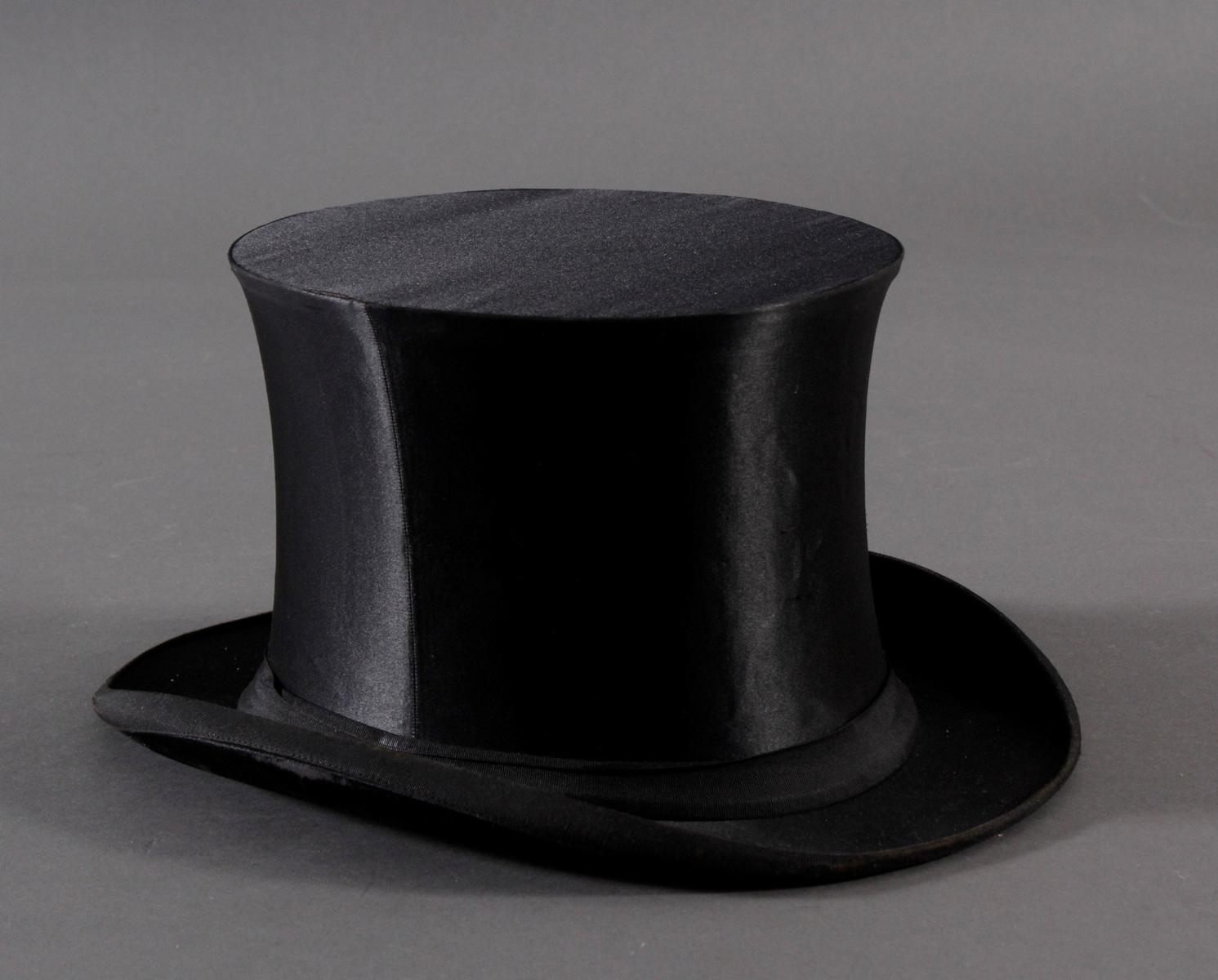 Chapeau Claque, Frankreich um 1900-2