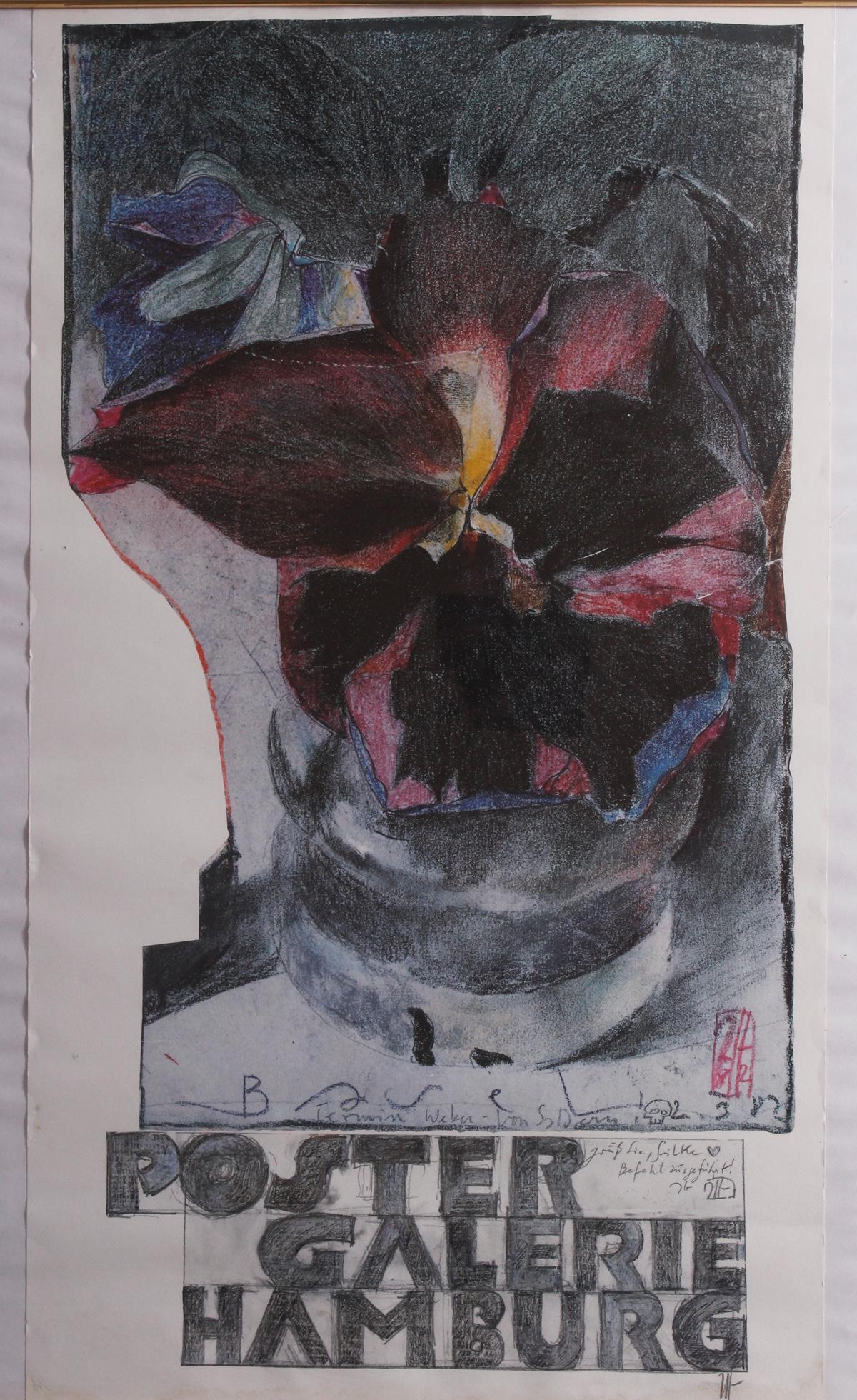 Horst Janssen (1929 – 1995)-2