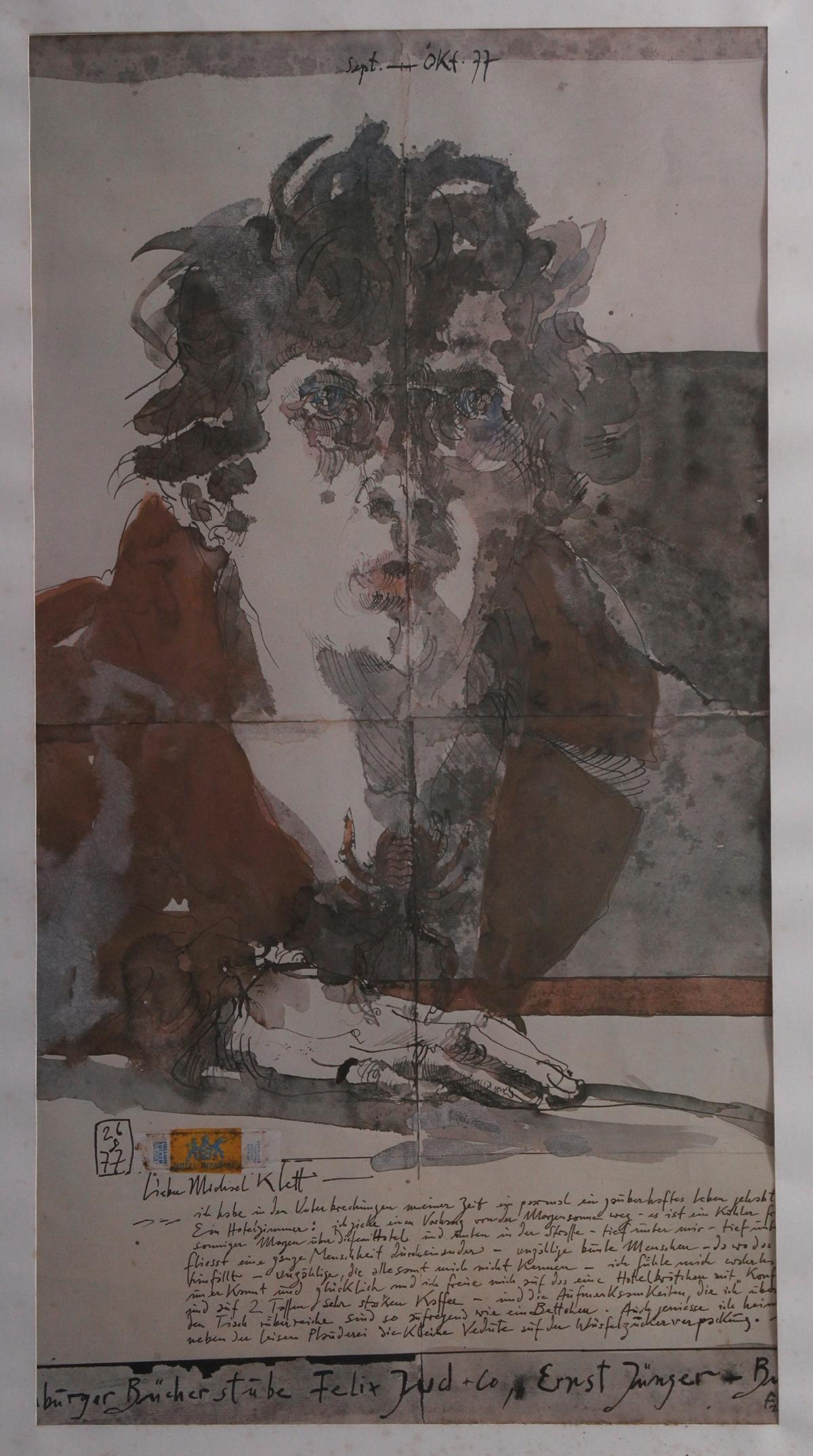 Horst Janssen (1929 – 1995)-3