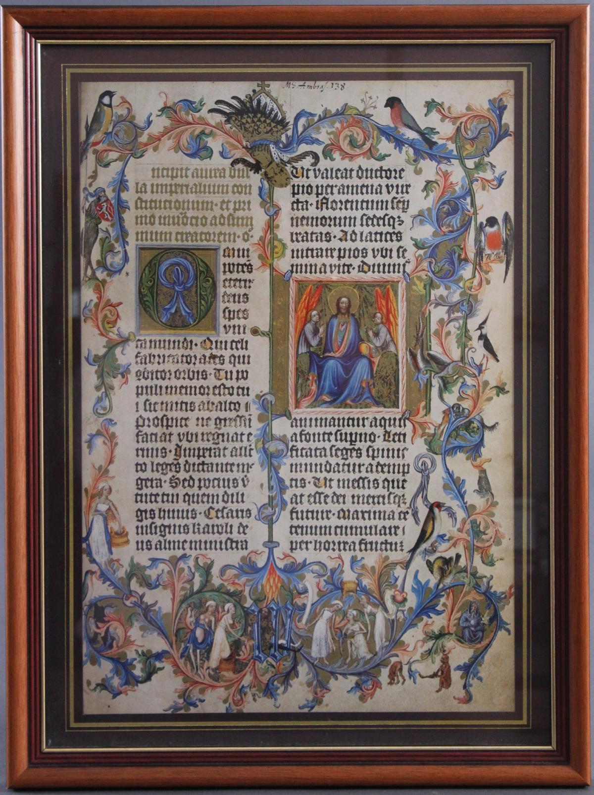 Faksimile-Titelblatt der Goldenen Bulle anno 1356