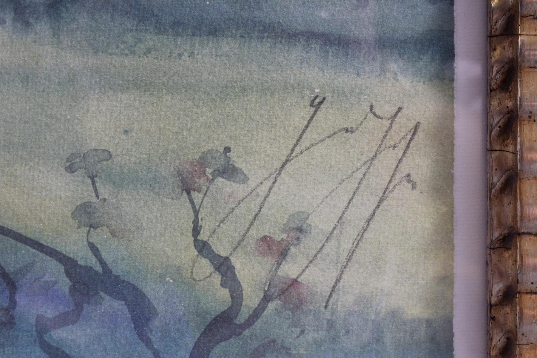 Landschaft Aquarell-3