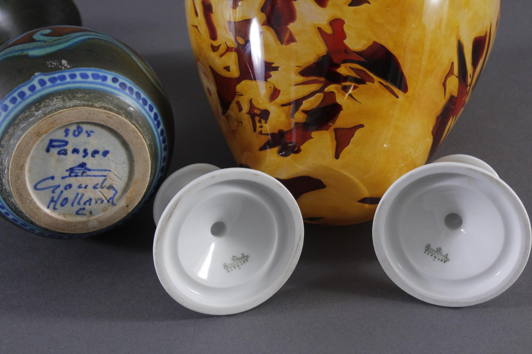 Posten Glas-Porzellan/Keramik-3
