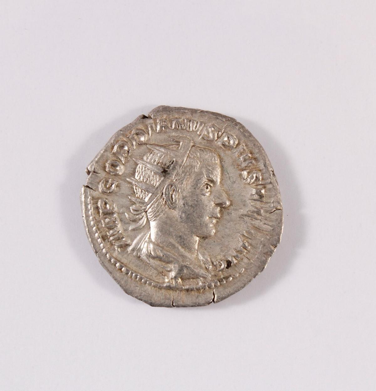 Gordian III, Antonian, Römischer Kaiser 238-244, Denar